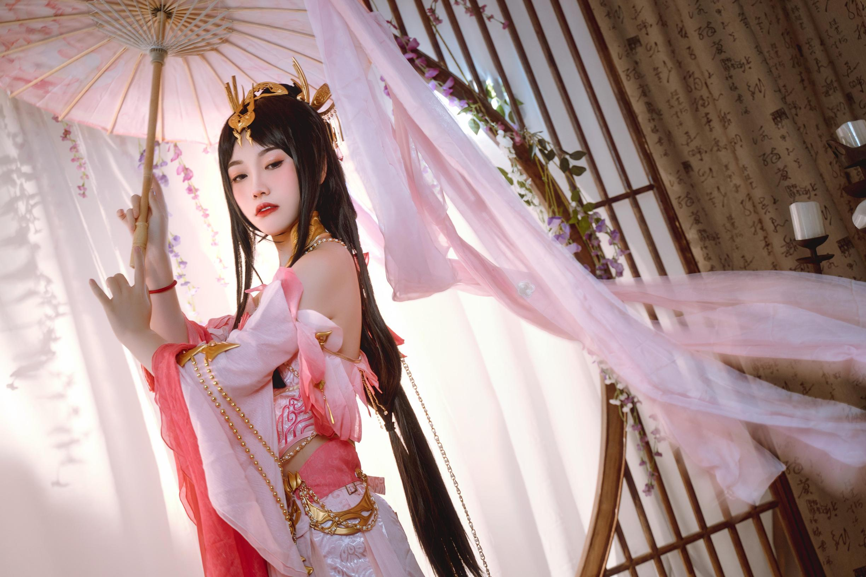 《剑侠情缘网络版叁》剑三cosplay【CN:宴秋Yuki】-第10张