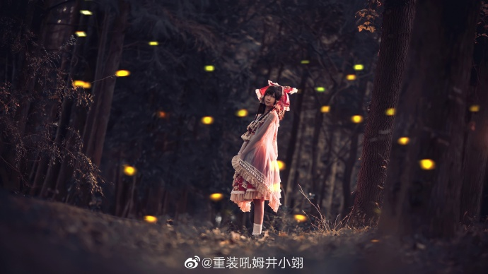 东方project   博丽灵梦   @重装吼姆井小翊 (9P)-第1张