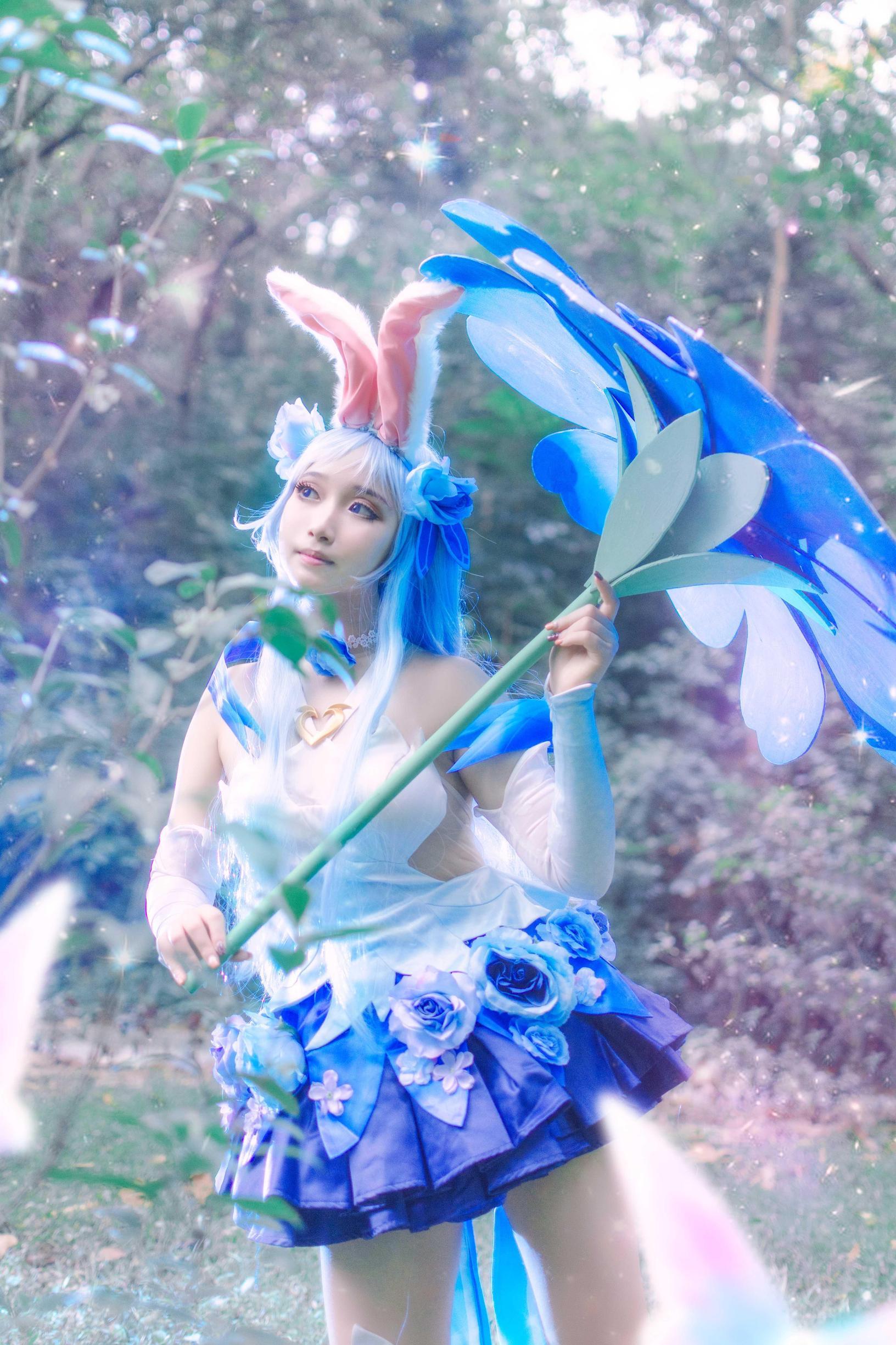 《王者荣耀》正片cosplay【CN:玥颜queen】-第2张