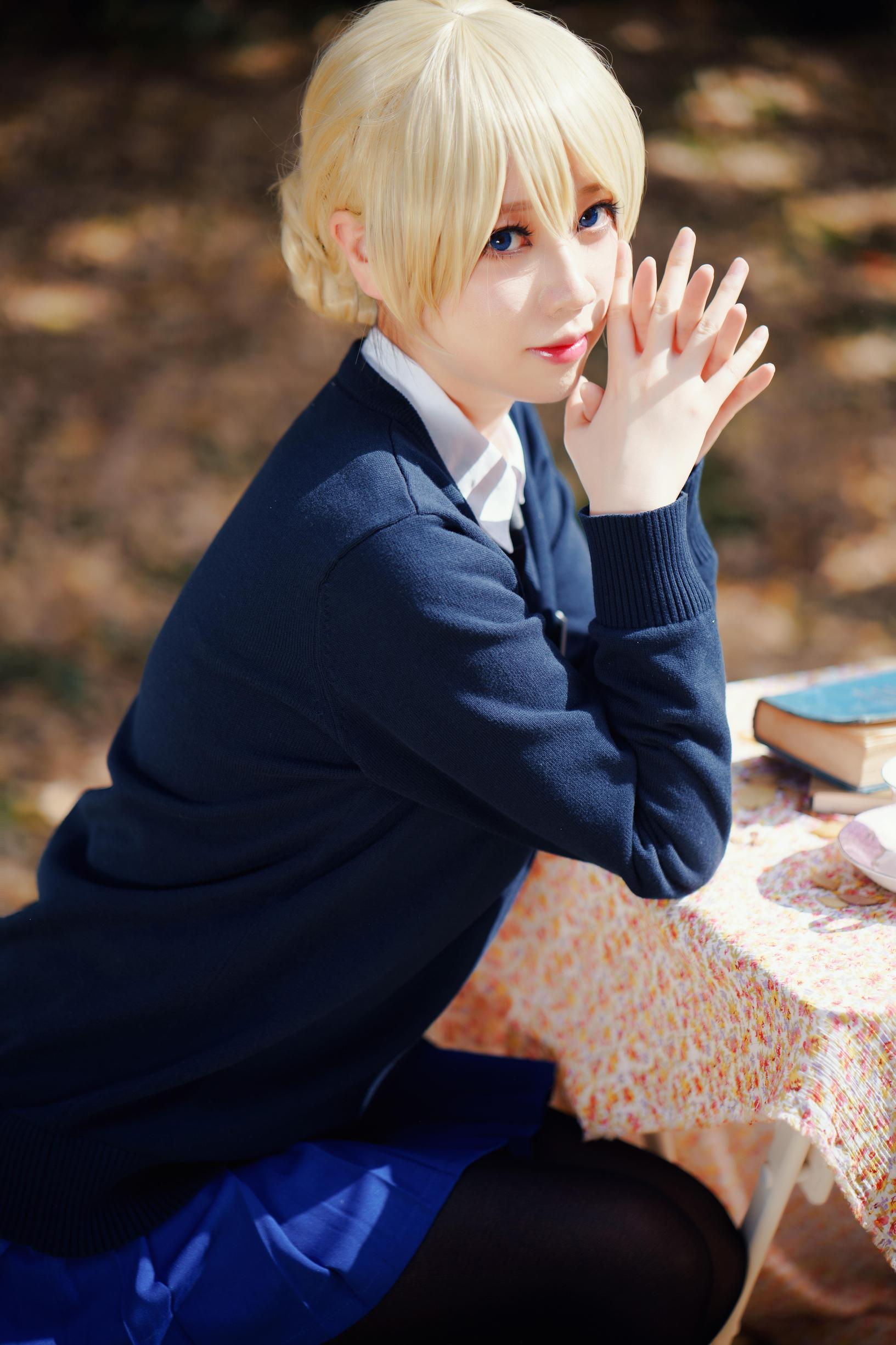 《少女与战车》正片cosplay【CN:Diii就是D】-第2张
