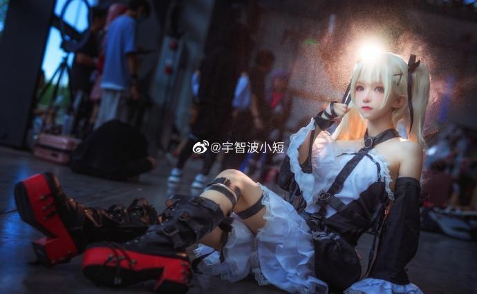 《死或生》玛丽罗斯COS图【CN:宇智波小短】 (5P)-第3张