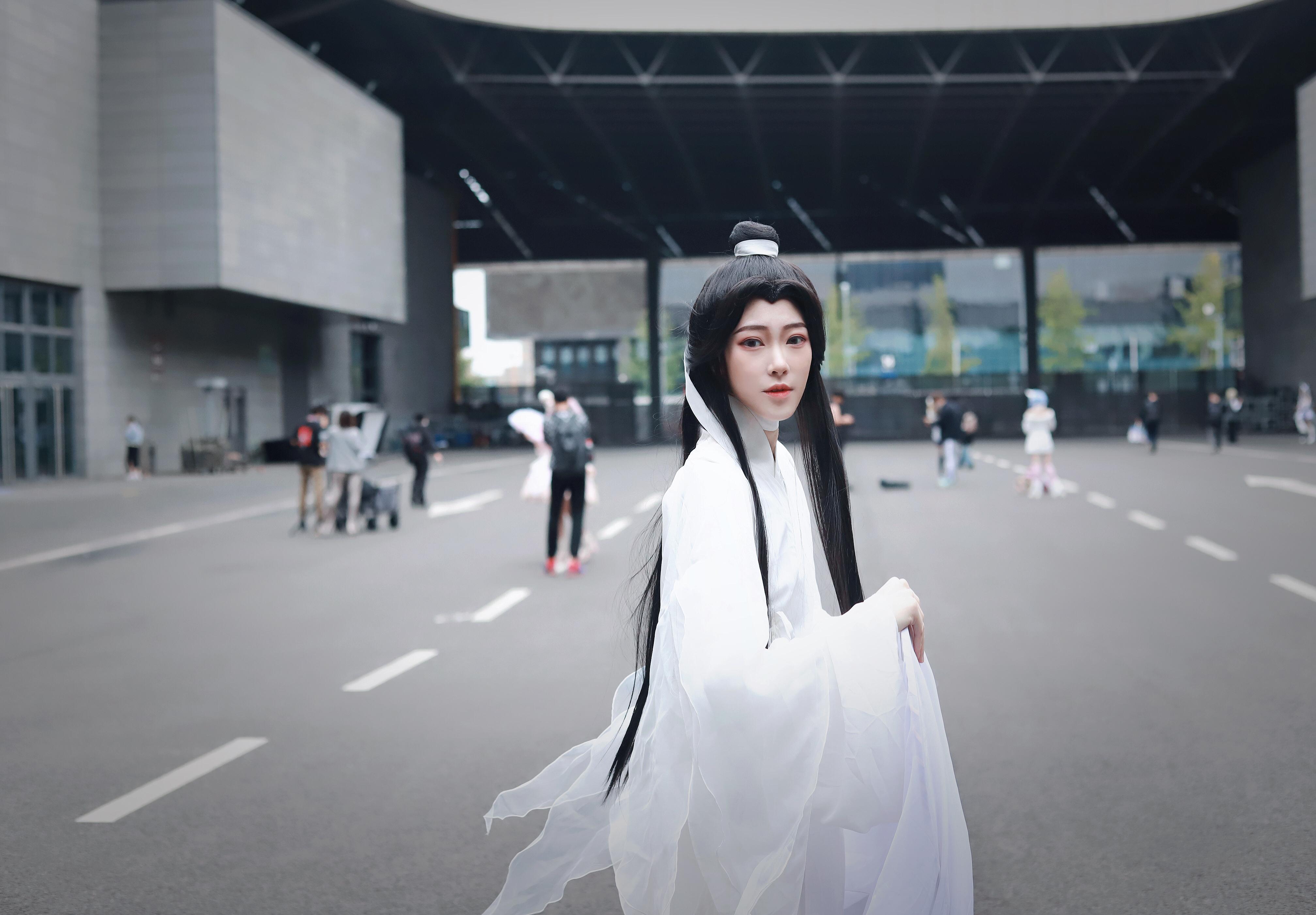 《天官赐福》天官赐福花怜cosplay【CN:南角】-第10张