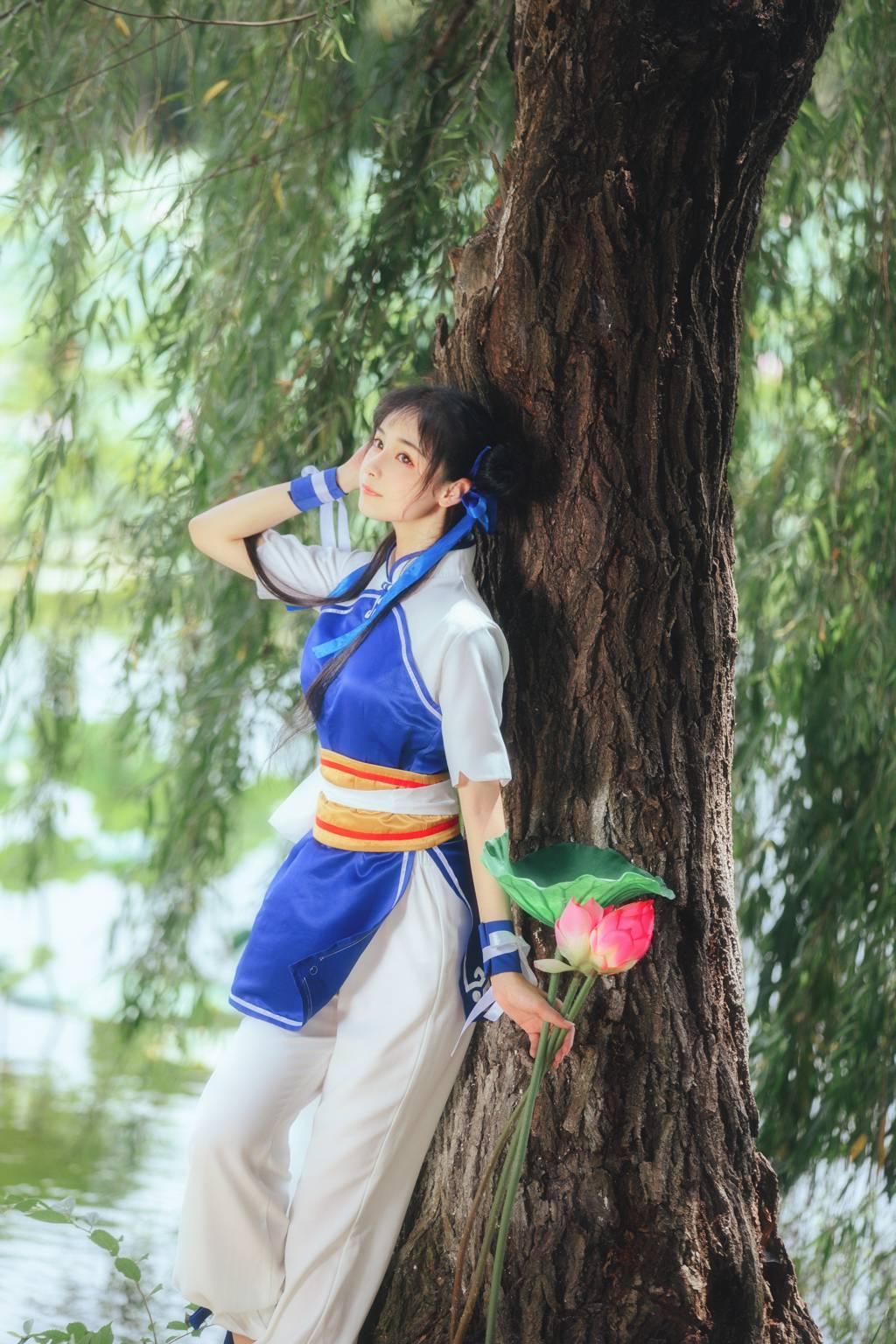 外景cosplay【CN:水晶雪梨汁_雪梨】-第12张