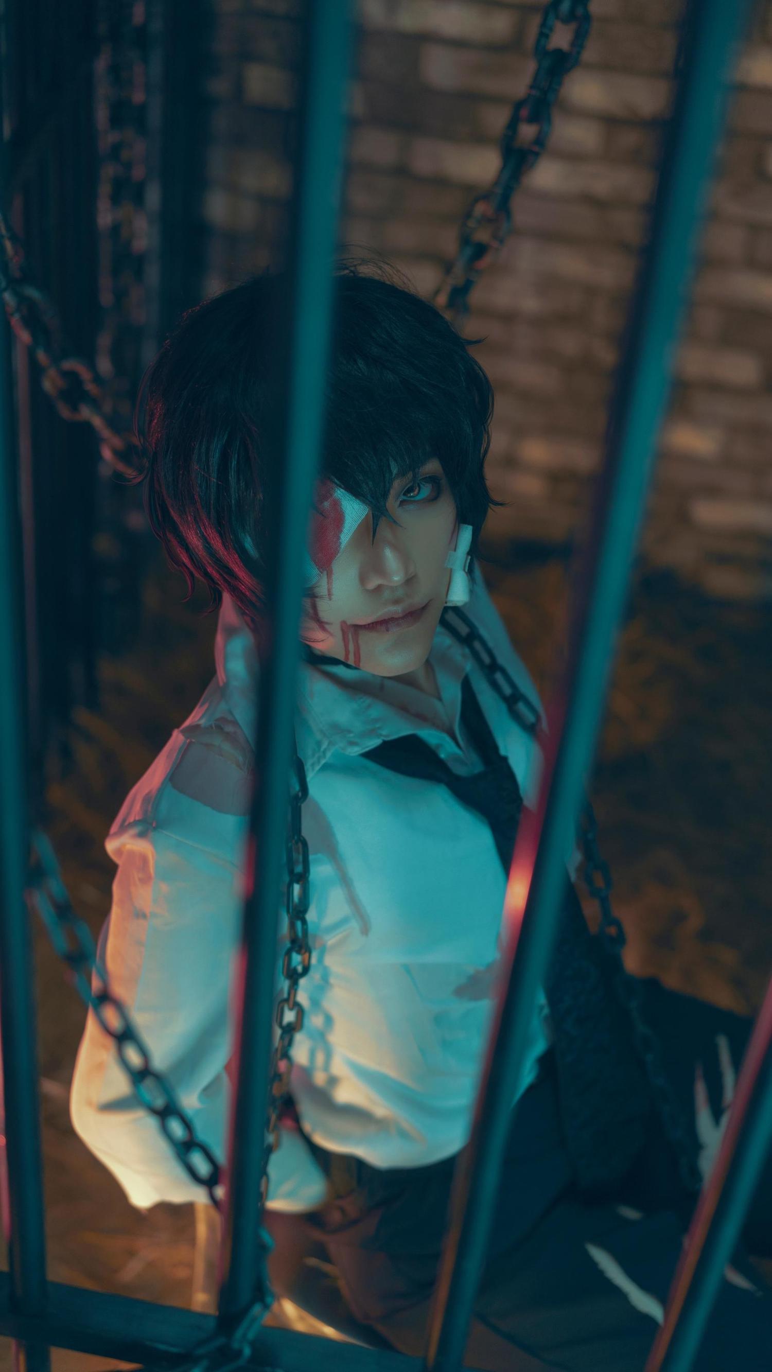 《文豪野犬》文豪野犬太宰治cosplay【CN:泽瑾_阿泽】-第11张