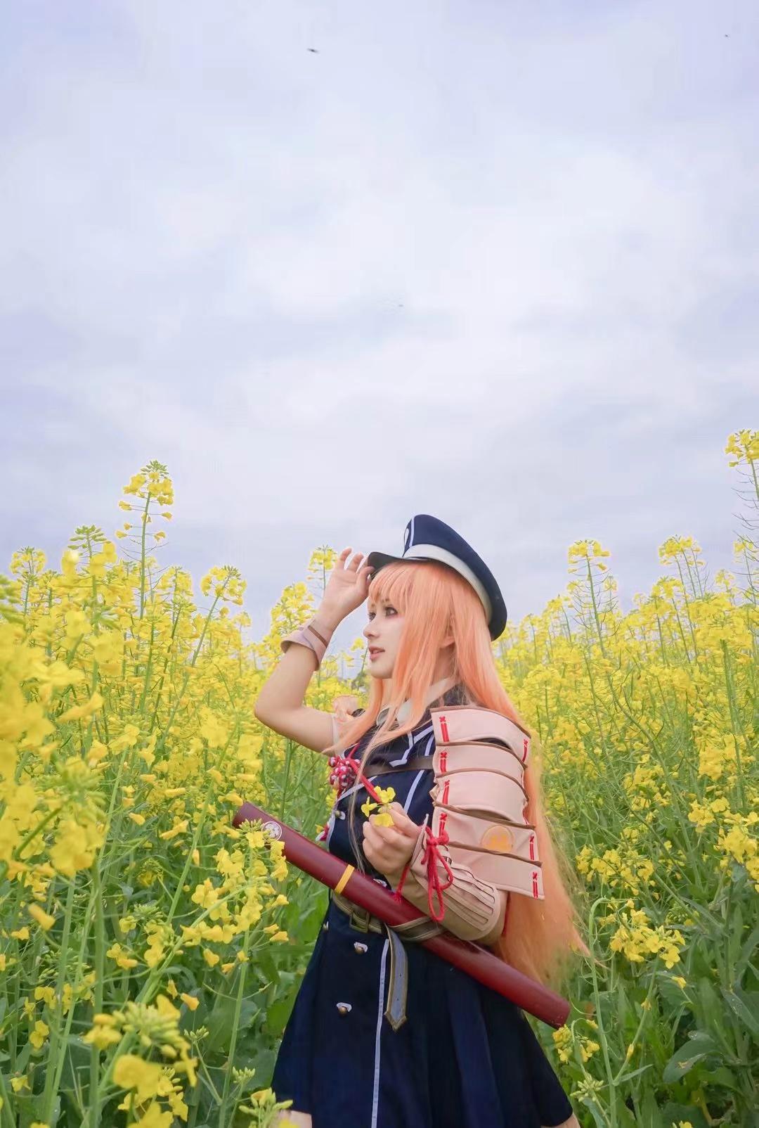 《刀剑乱舞》正片cosplay【CN:弥代Yashiro】-第5张