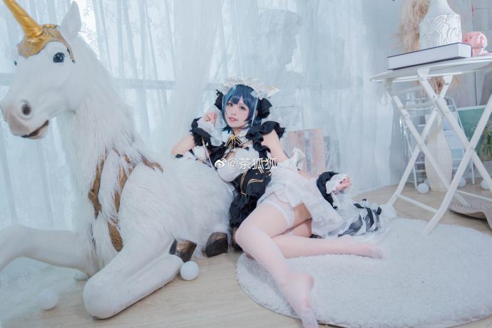 [COS]碧蓝航线   柴郡   @茶狐狐 (9P) -cosplay图片r18资源插图