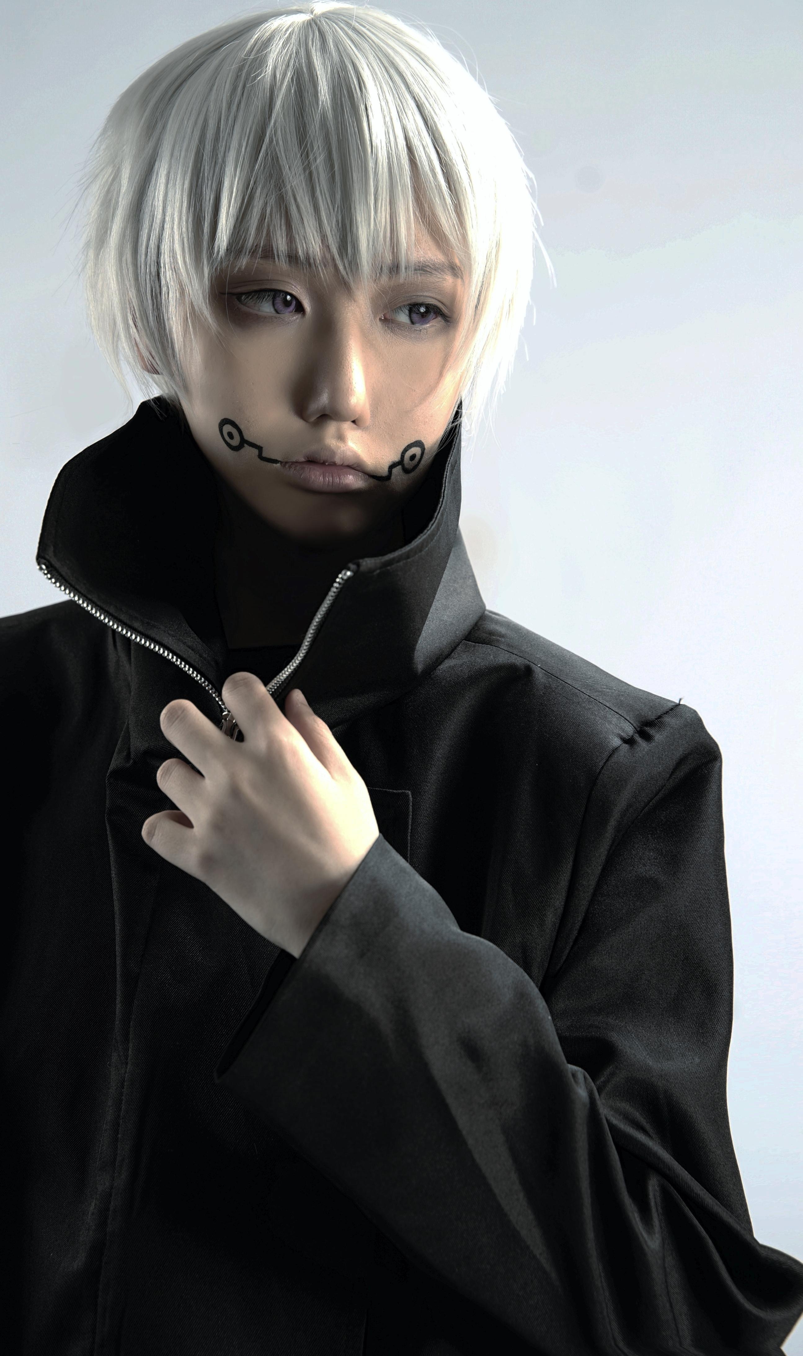 《咒术回战》正片cosplay【CN:沢夜気】-第12张