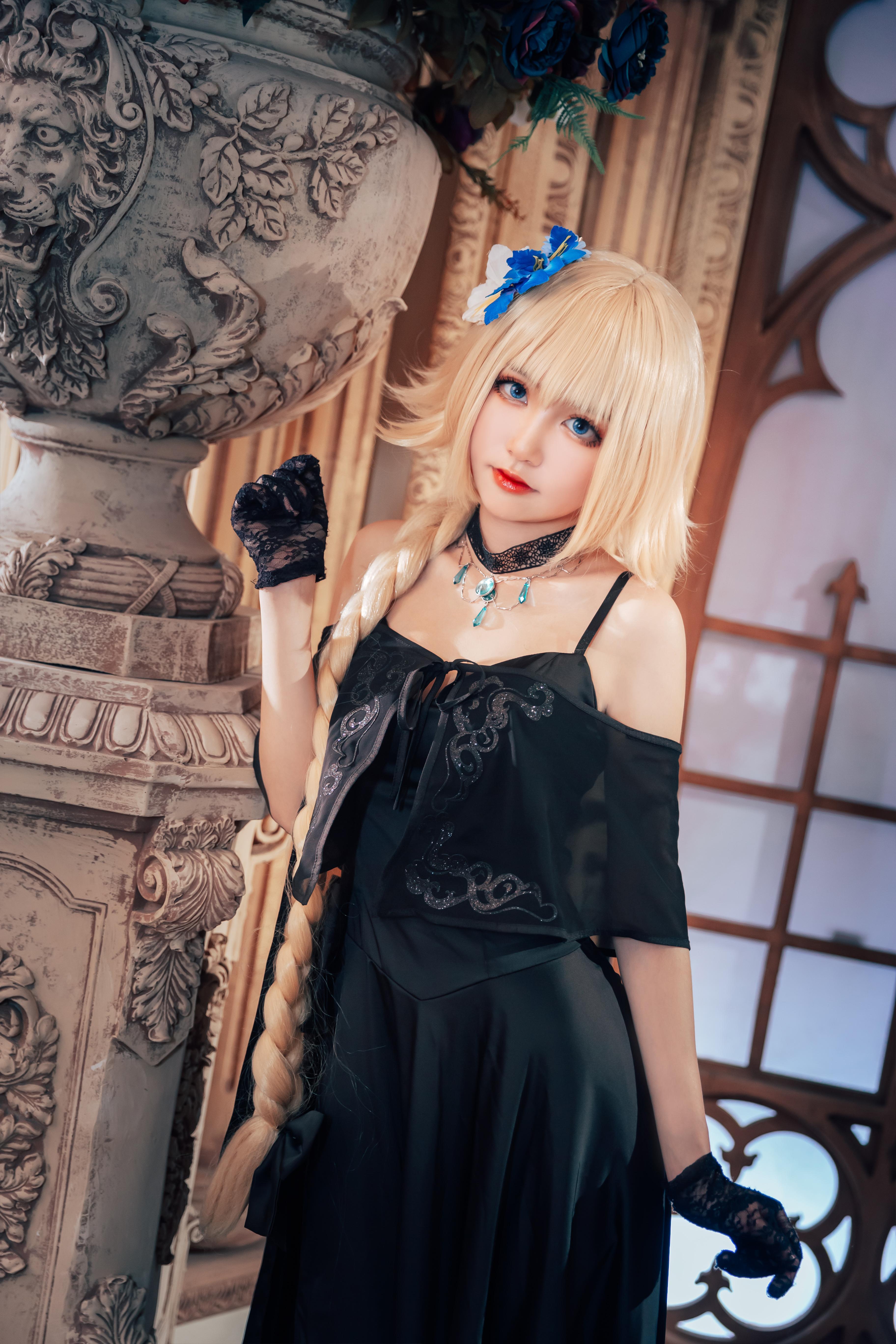 《FATE/GRAND ORDER》正片cosplay【CN:泡泡_Julia】-第1张