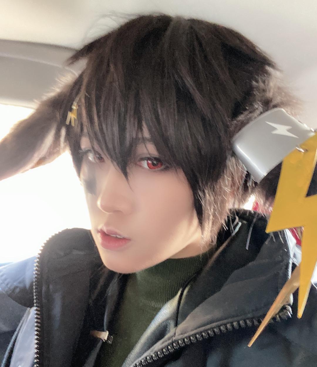 《明日方舟》漫展cosplay【CN:ystem_Yin】-第3张