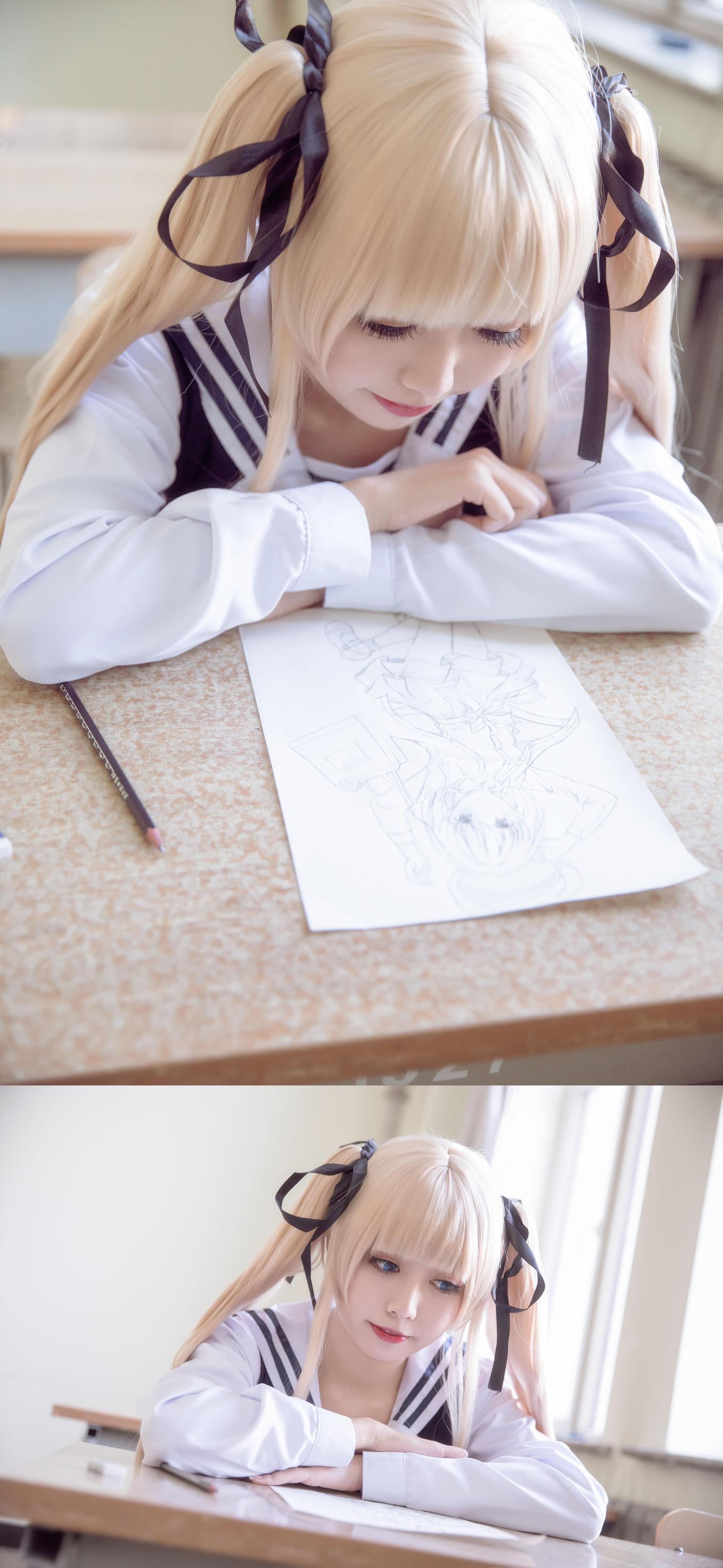 《路人女主的养成方法》霞之丘诗羽cosplay【CN:Azuk1】-第5张