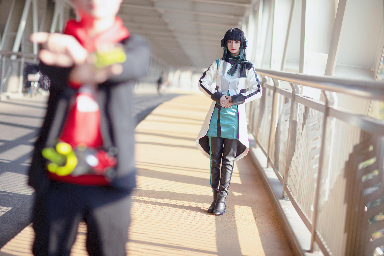 《假面骑士》正片cosplay【CN:猫蒂er】-第2张