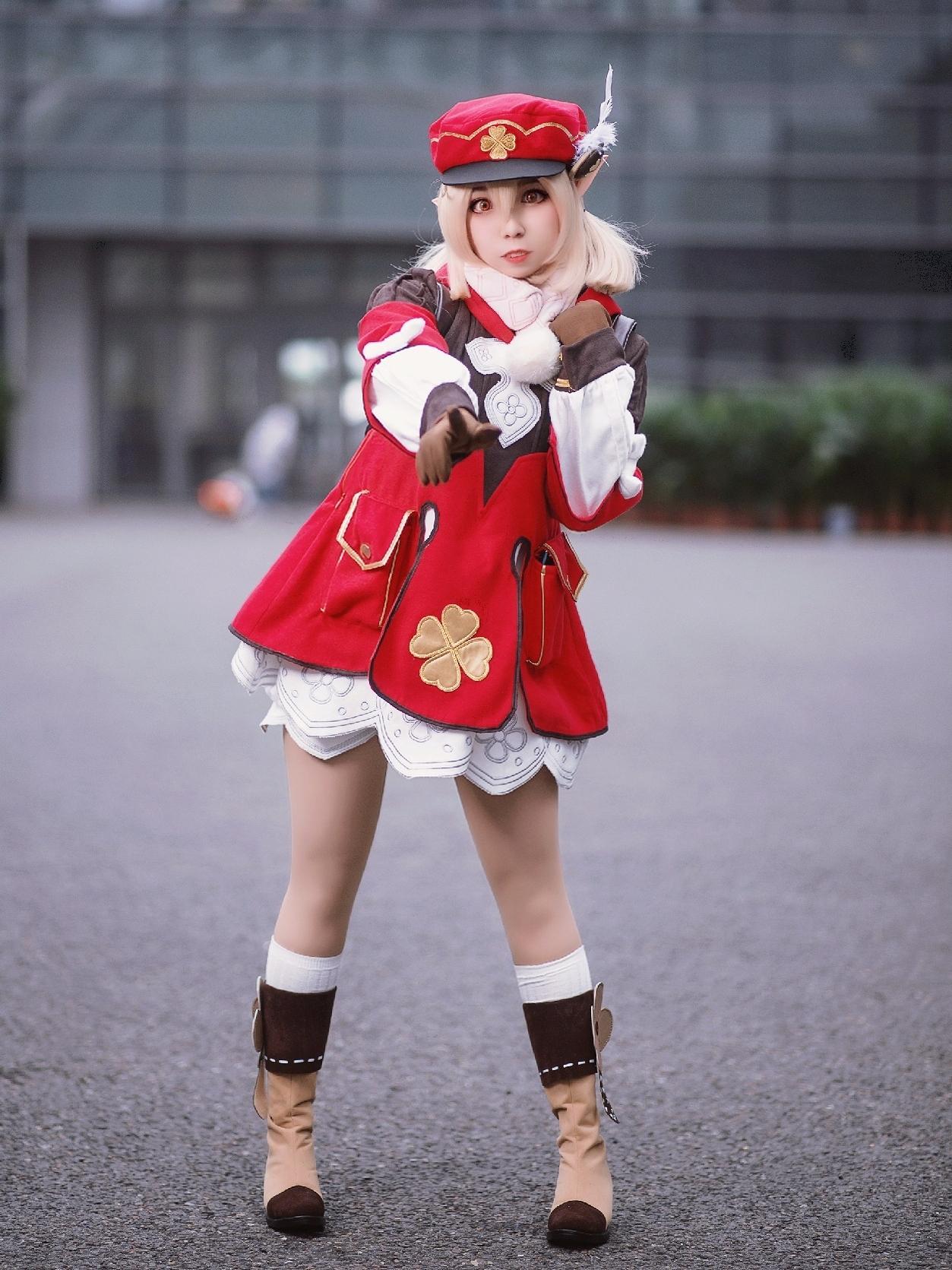 《原神》漫展cosplay【CN:得萨】-第1张