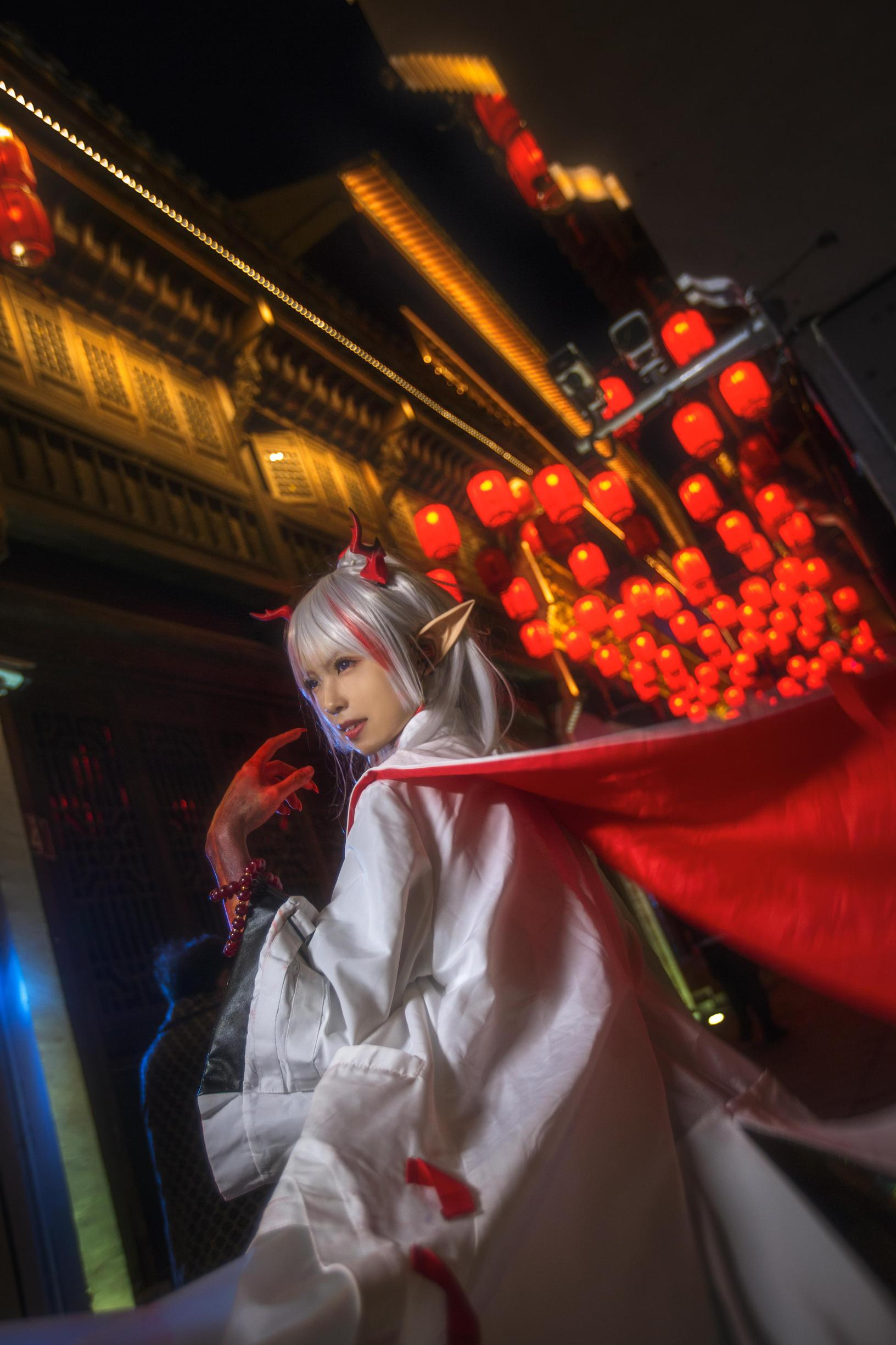 《明日方舟》正片cosplay【CN:天子Ayiig】-第5张