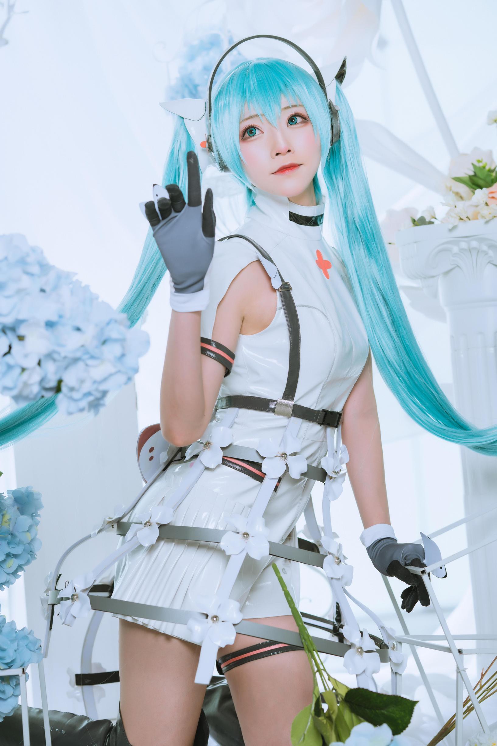 少女cosplay【CN:Kitaro_绮太郎】-第23张