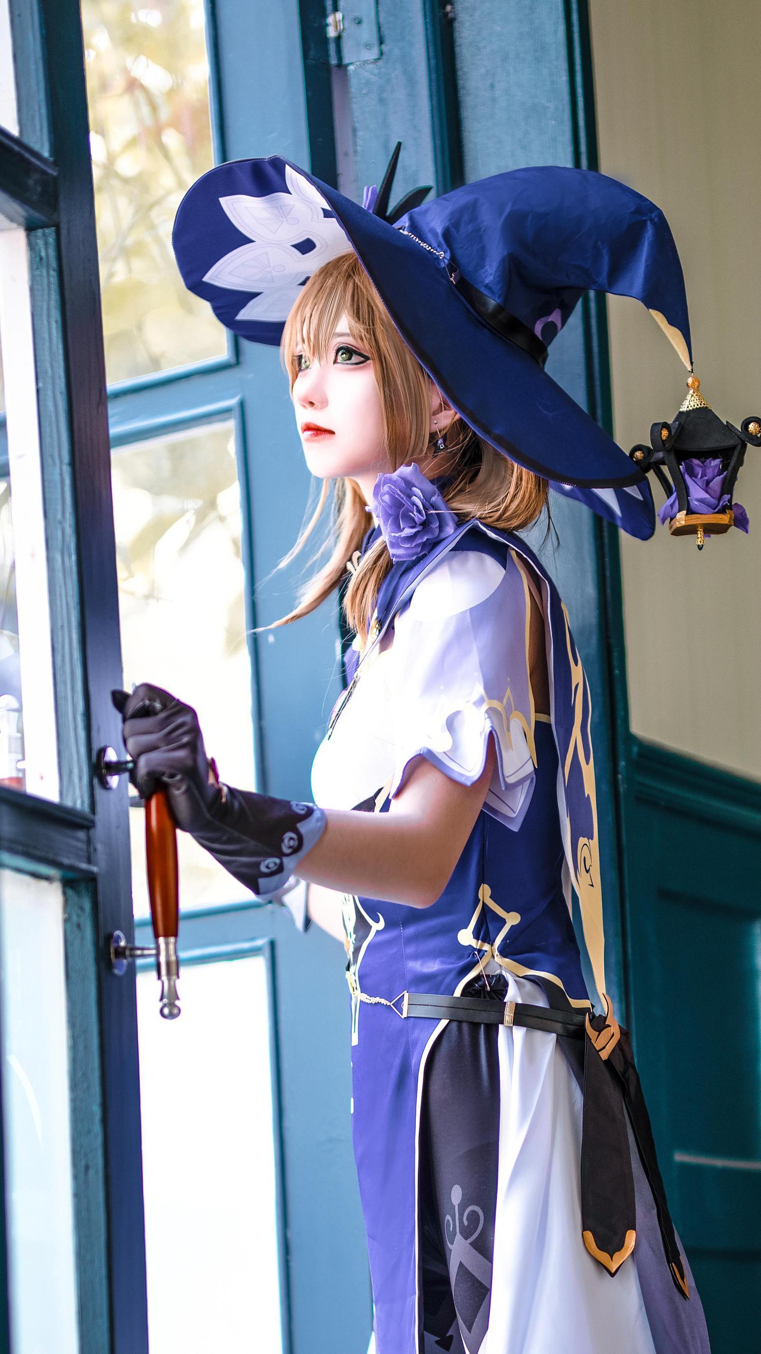 《原神》御姐cosplay【CN:南千鲤Akirui】-第5张