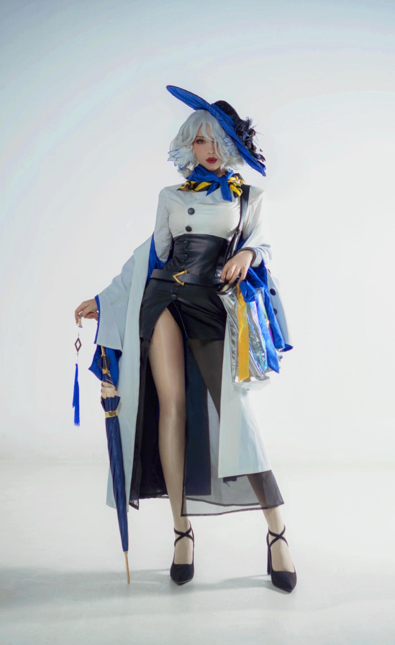 《明日方舟》同人cosplay【CN:Coser鬼鬼缨】-第2张