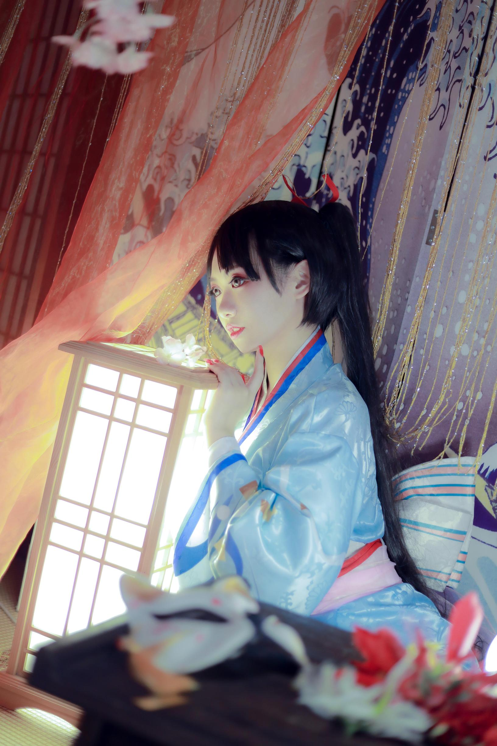 《阴阳师手游》正片cosplay【CN:程言柒】-第8张