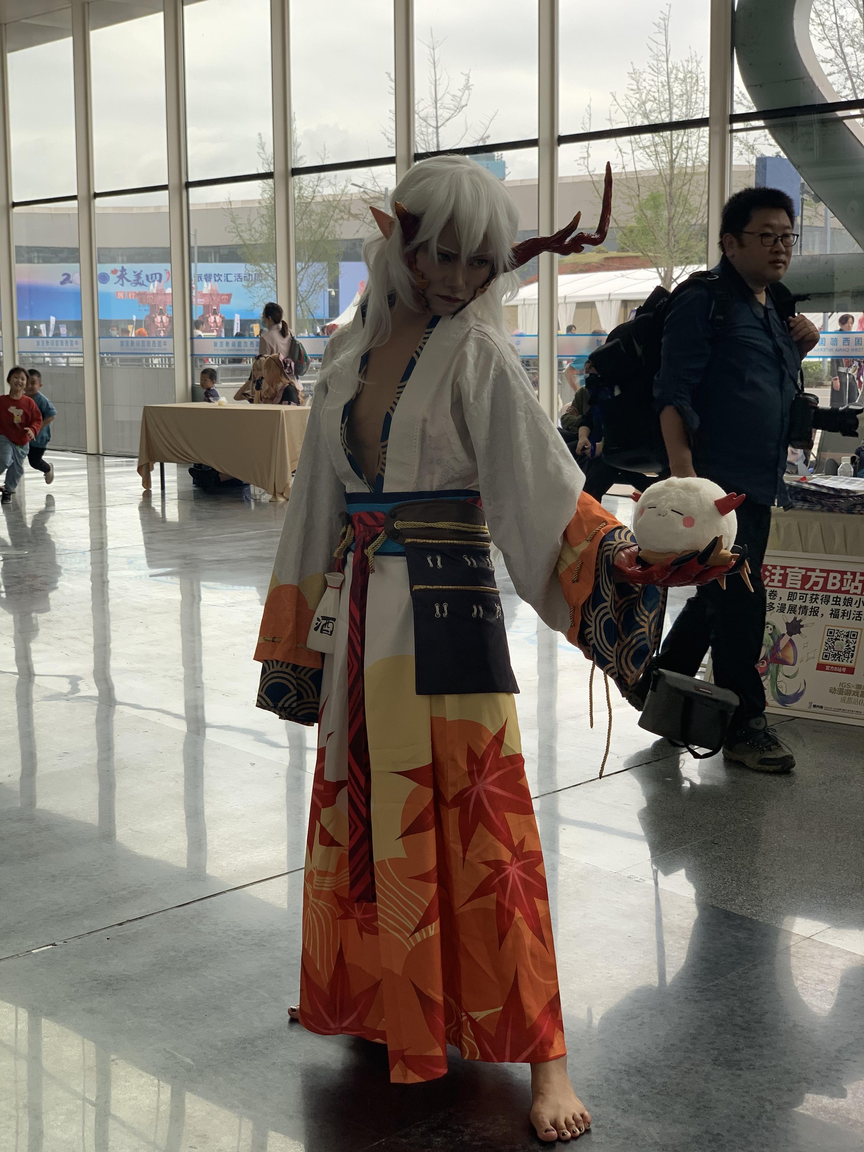 东方之母cosplay-第8张