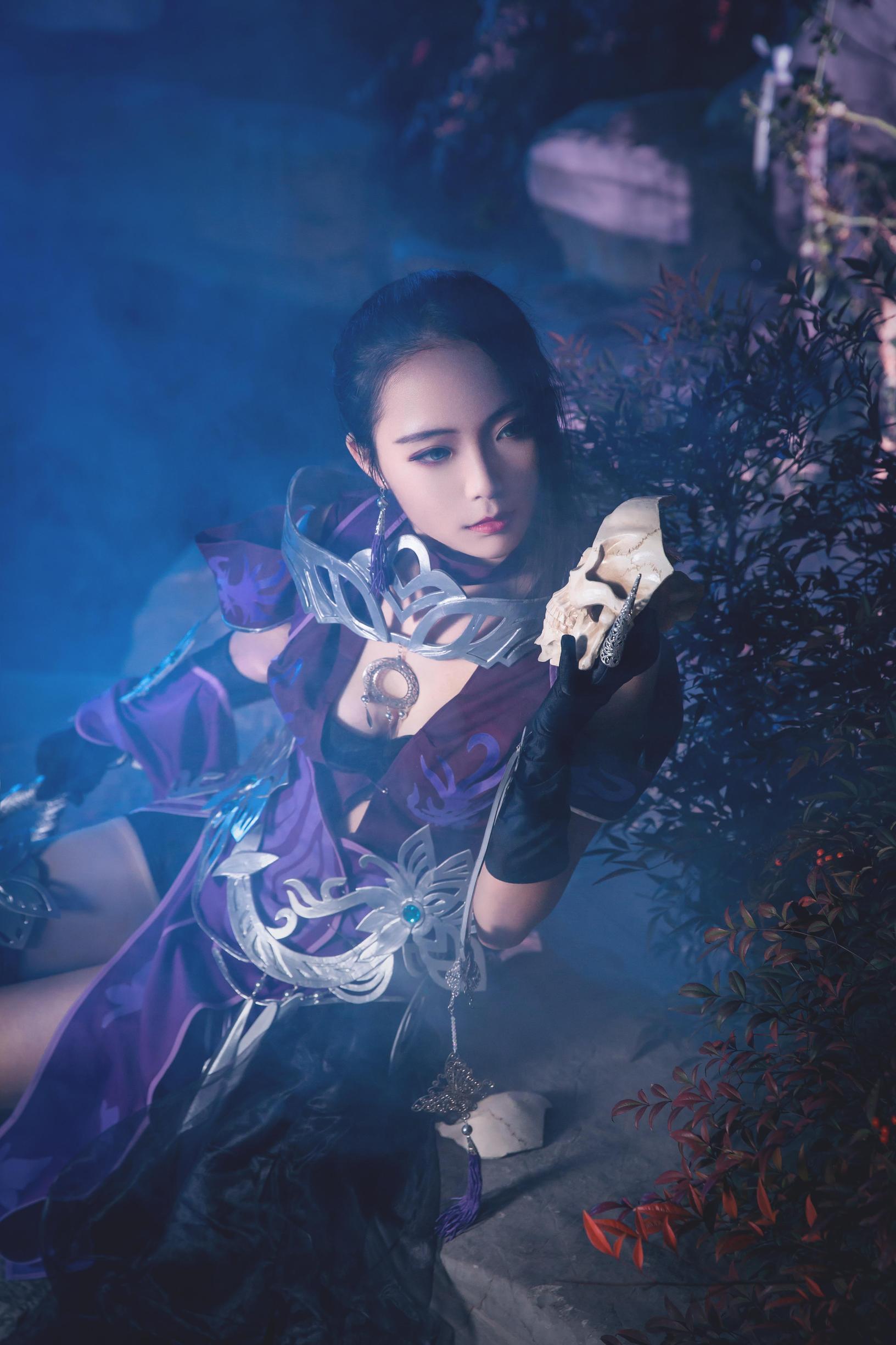《剑侠情缘网络版叁》剑网三cosplay【CN:阿聿空空_Aoi】-第4张