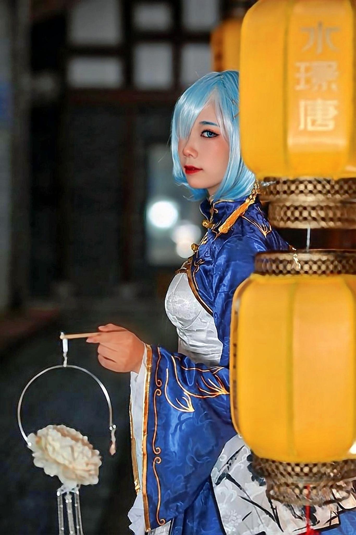 《RE:从零开始的异世界生活》正片cosplay【CN:柒八氿】-第13张