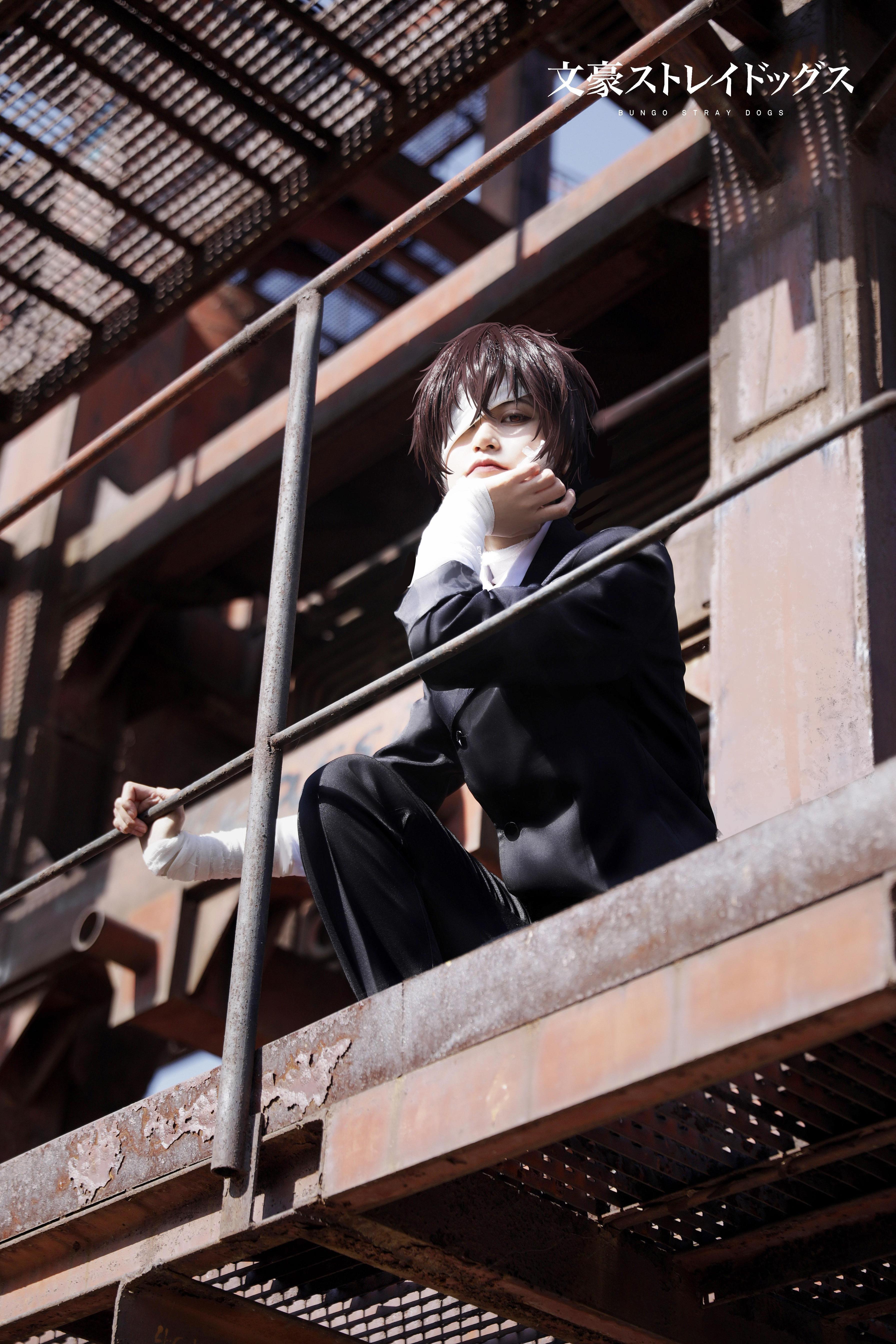 《文豪野犬》文豪野犬太宰治cosplay【CN:鸦禄】-第5张
