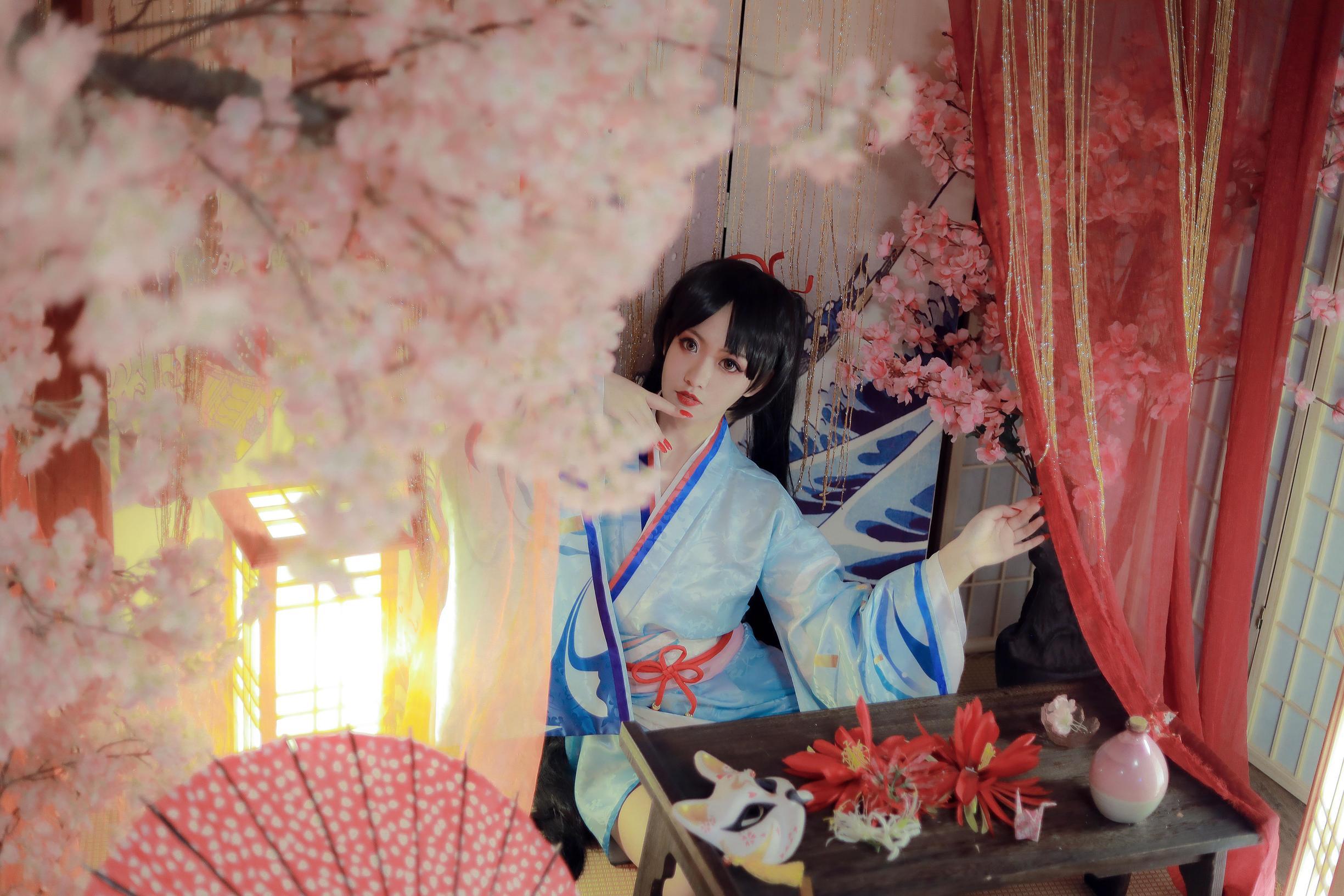《阴阳师手游》正片cosplay【CN:程言柒】-第5张