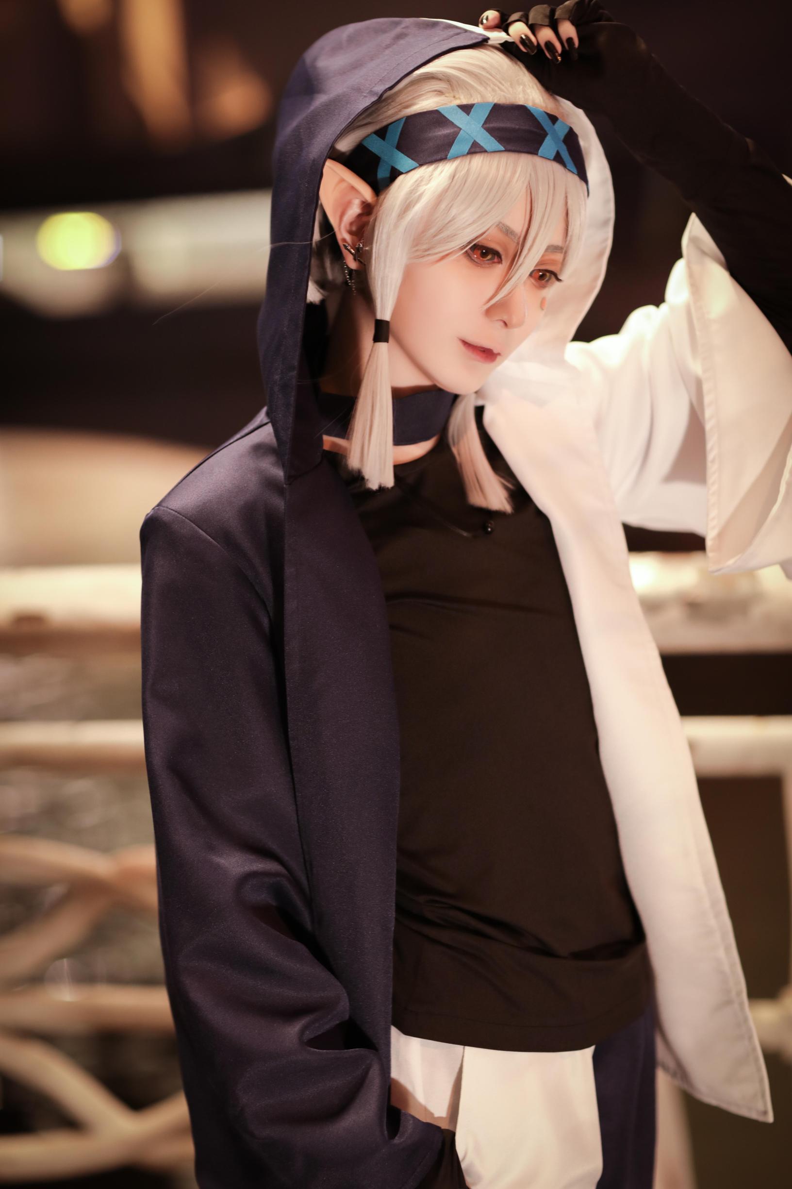 《凹凸世界》正片cosplay【CN:等待幸运の恒星】-第10张