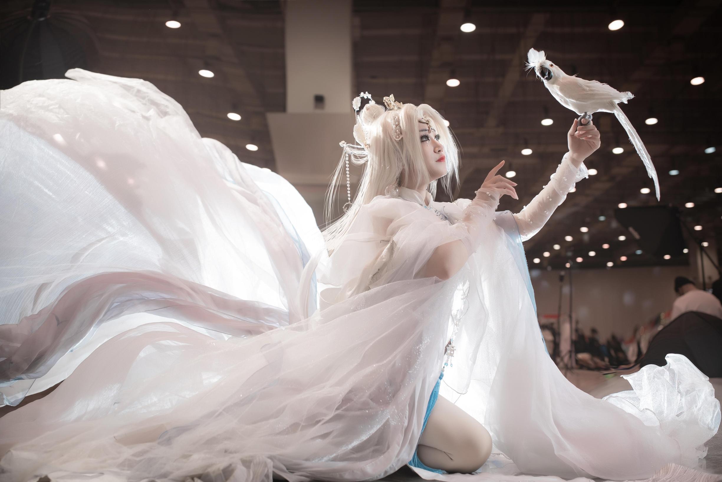 漫展cosplay【CN:烟雨子飘啊飘】-第1张