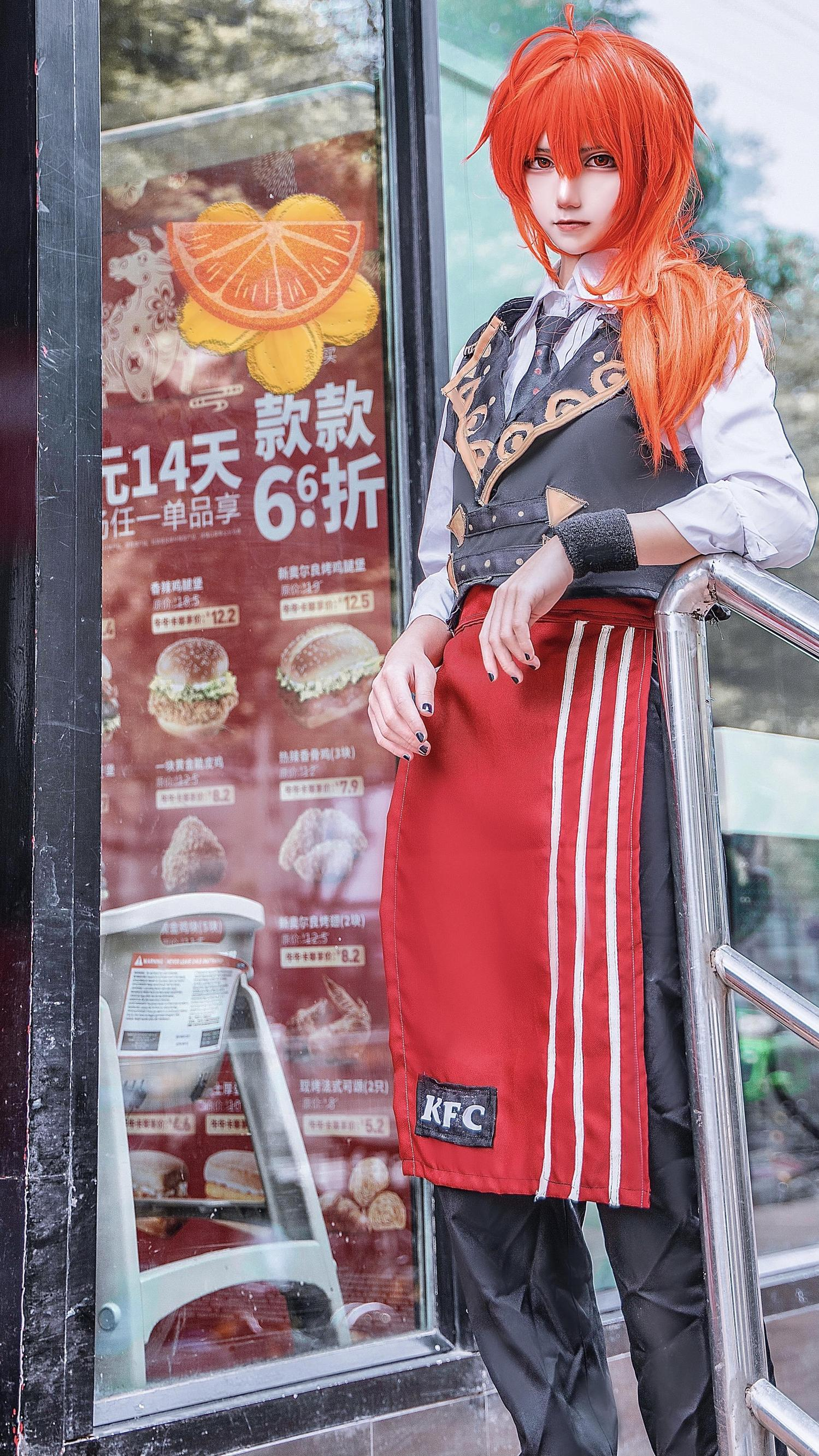 《原神》卢克cosplay【CN:南千鲤Akirui】-第6张