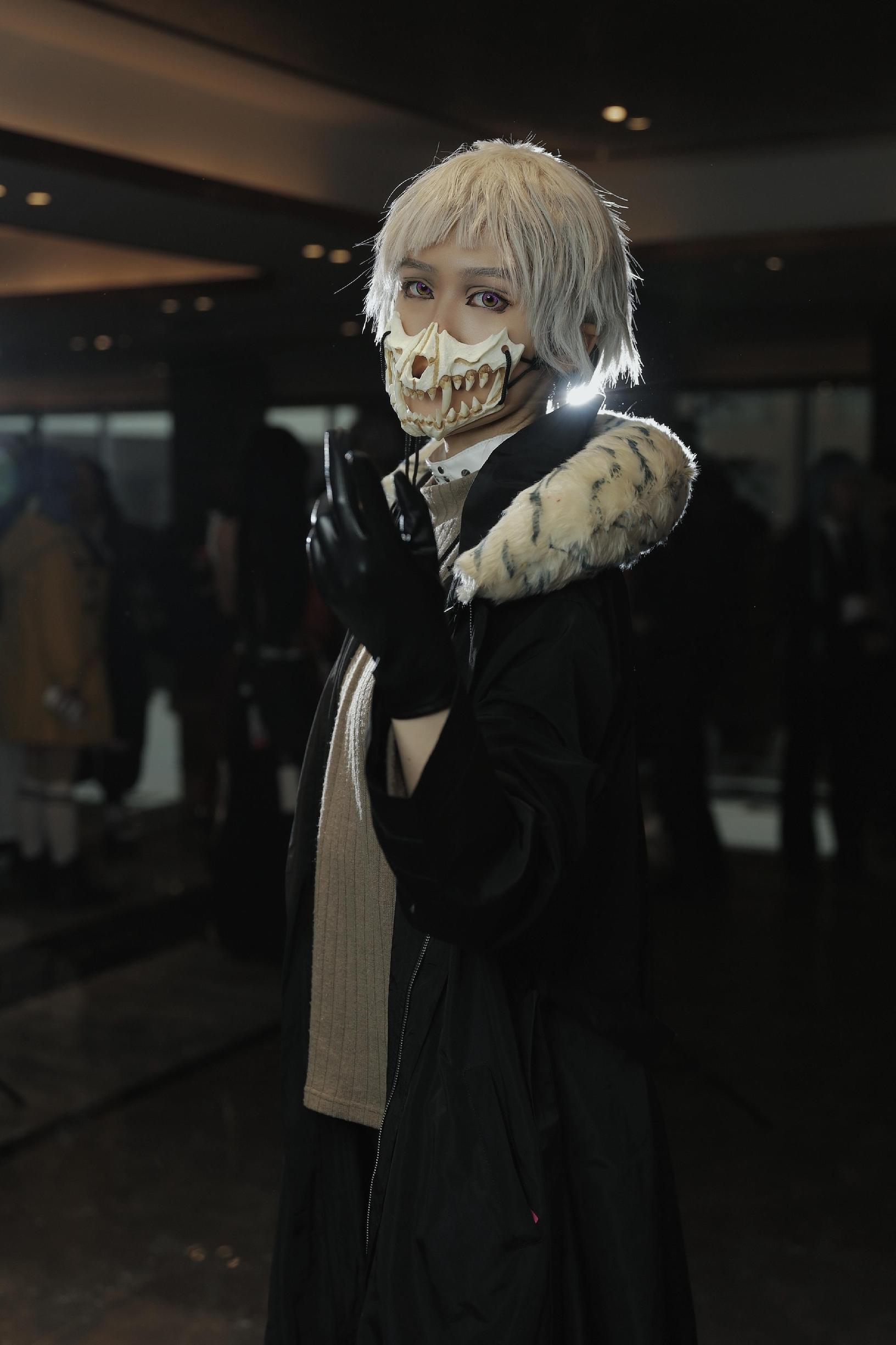 《文豪野犬》文豪野犬中岛敦cosplay【CN:奶树】-第14张