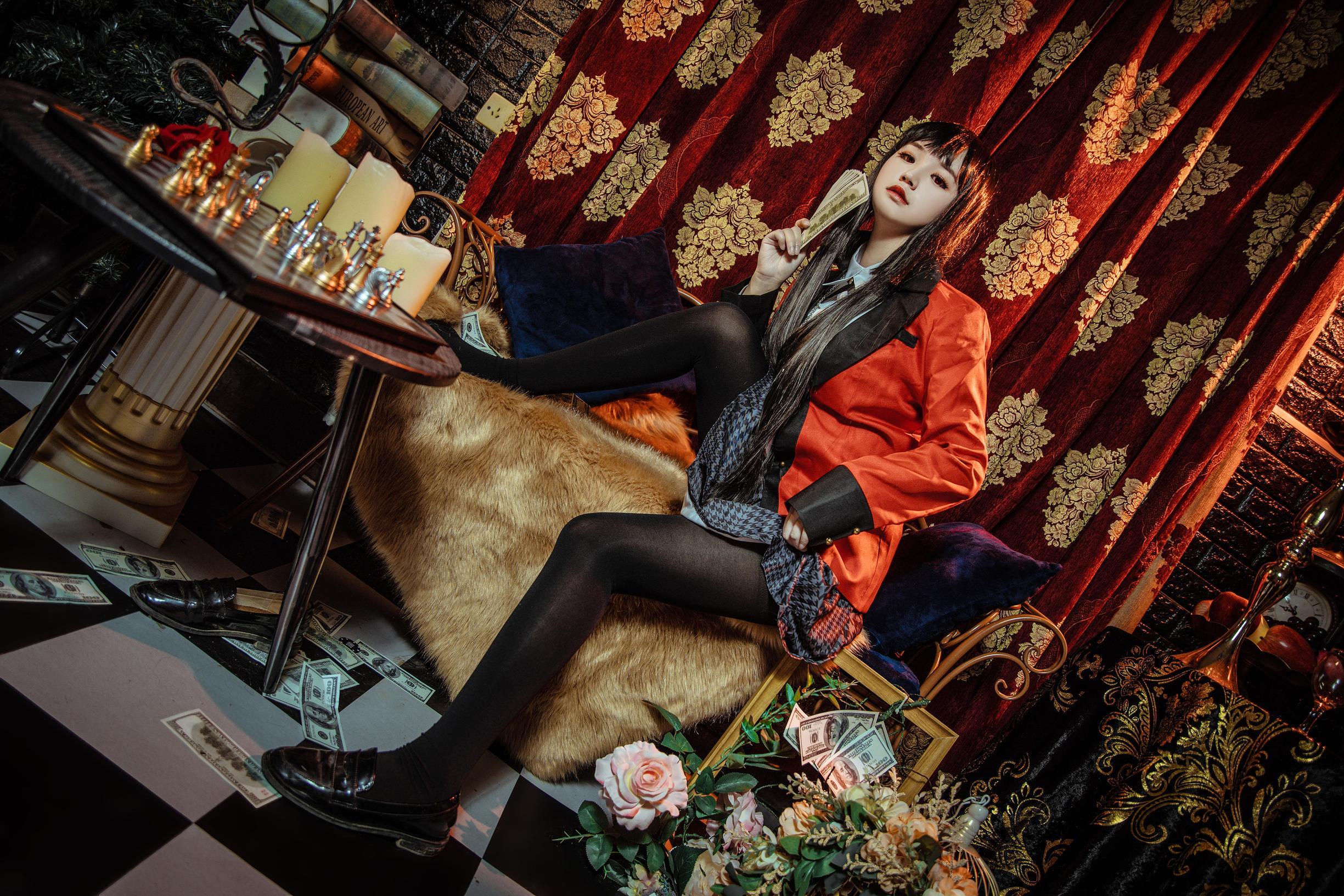 《狂赌之渊》正片cosplay【CN:北殿北】 -炽天使cosplay图片插图