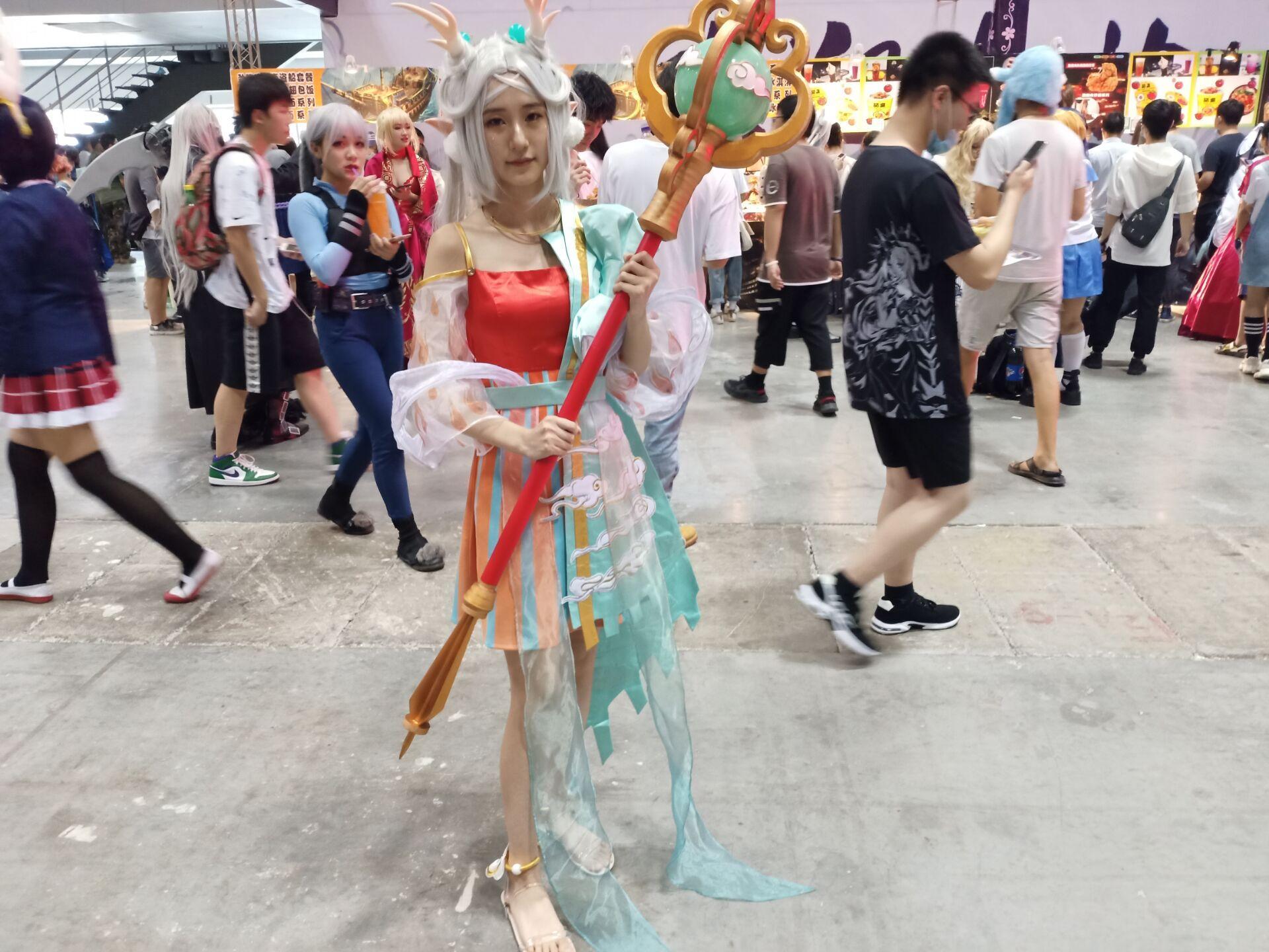 重庆cosplay【CN:忘玥】-第13张