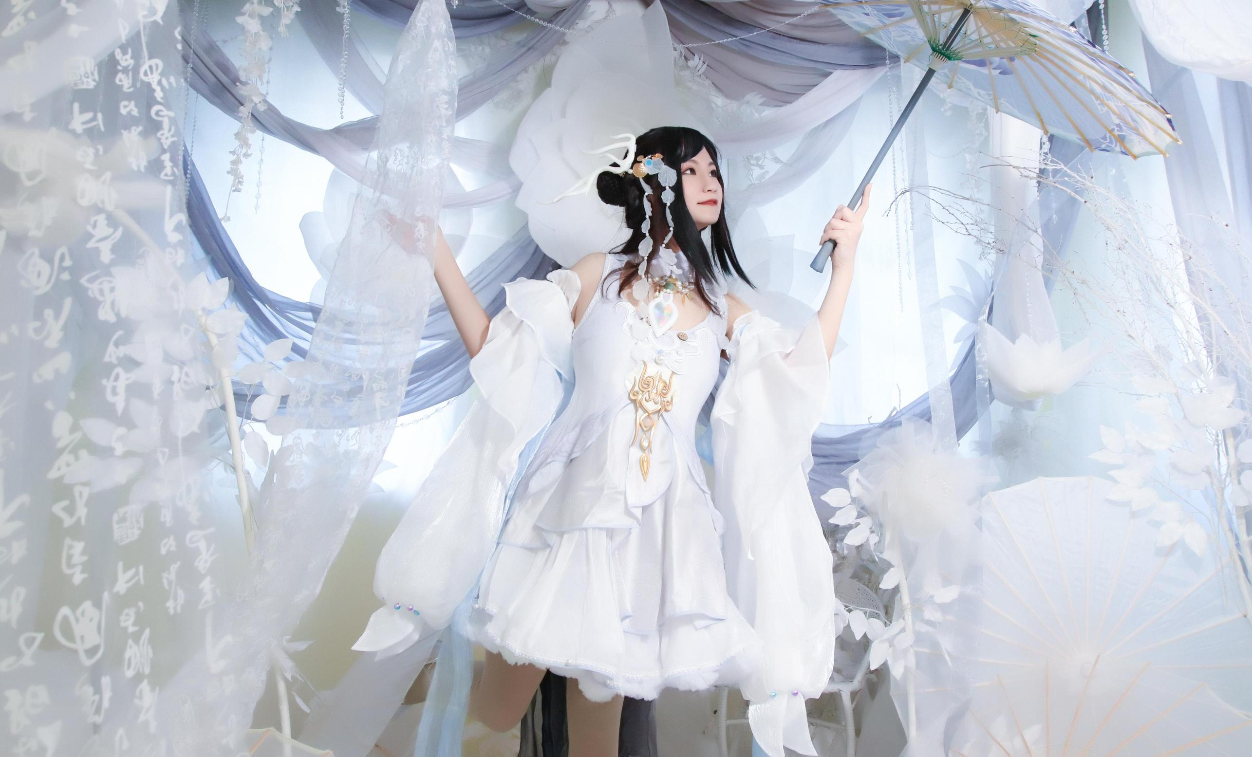 《剑侠情缘网络版叁》写真cosplay【CN:CN女帝总裁攻_wb】-第5张