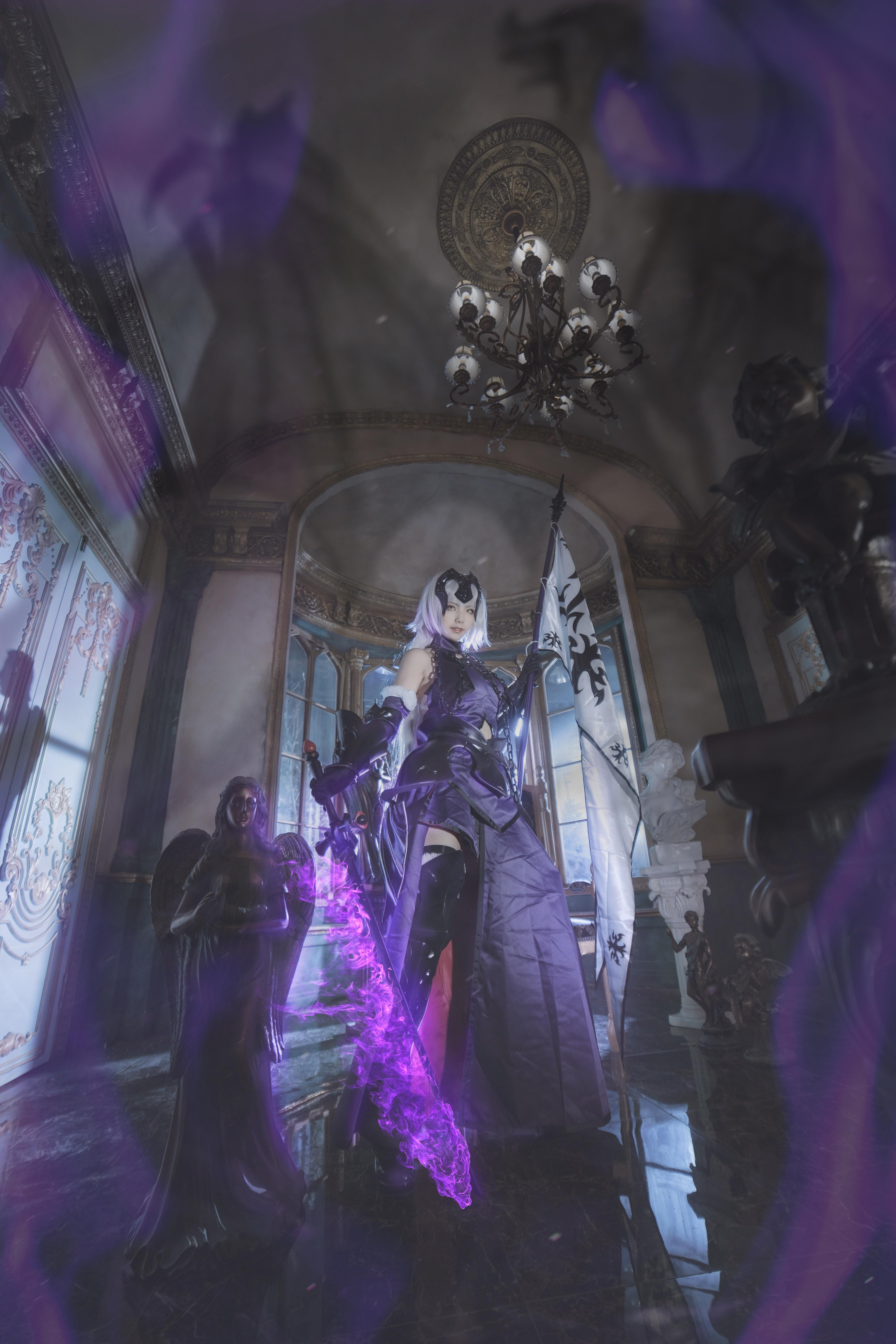 《FATE/GRAND ORDER》正片cosplay【CN:一粒榛子-】-第6张