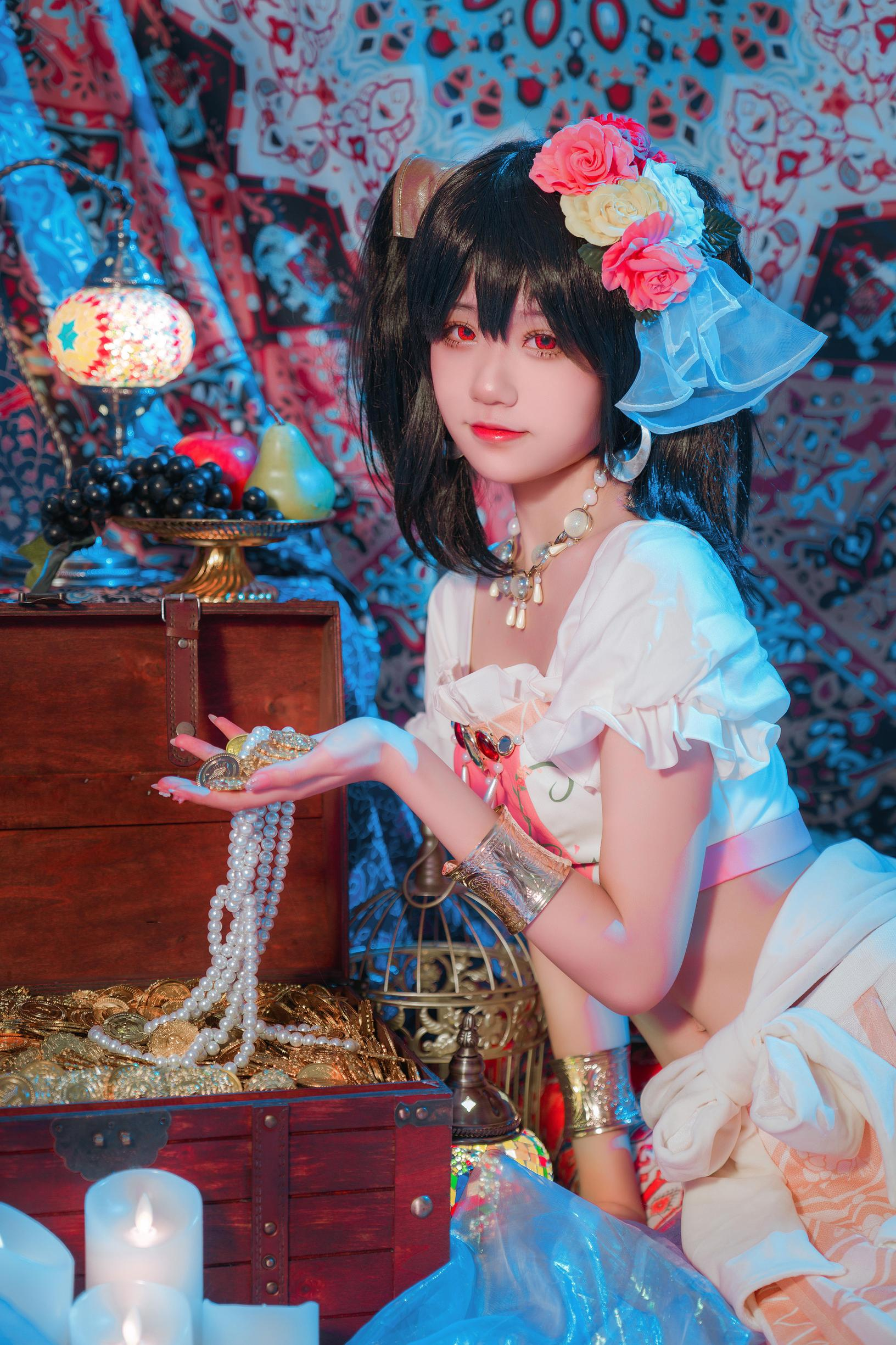 《LOVE LIVE!》正片cosplay【CN:乔儿_】-第9张