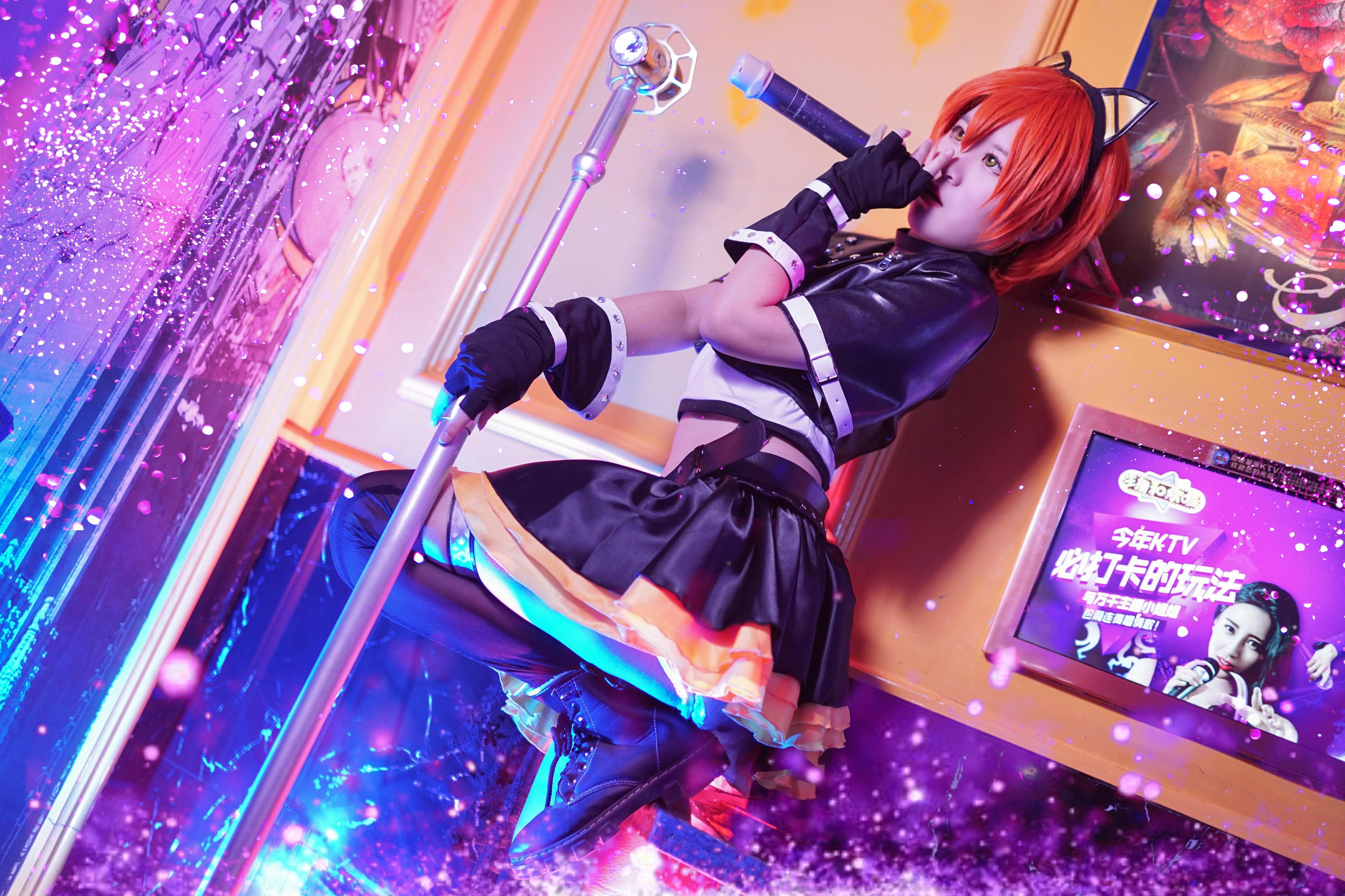 《LOVE LIVE!》少女cosplay【CN:_李笑颜Lee】-第8张