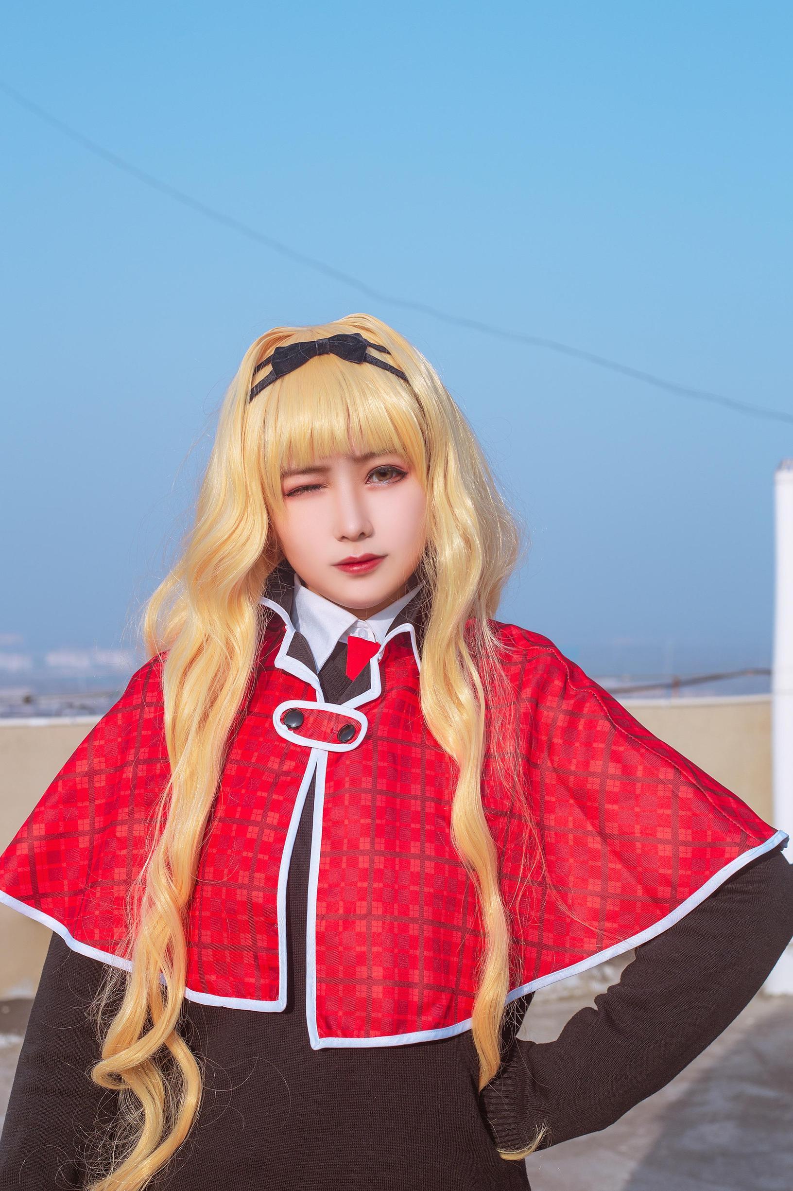 《守护甜心!》仿妆cosplay【CN:未寂最温柔】 -cosplay龙啼图片插图