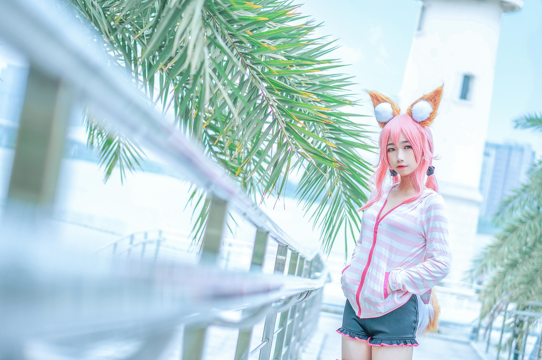 正片cosplay【CN:夜咲不是夜宵】-第7张