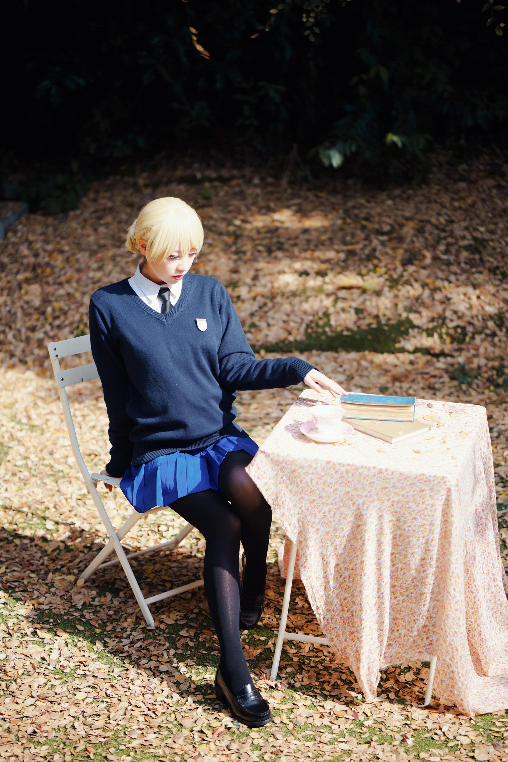 《少女与战车》正片cosplay【CN:Diii就是D】-第10张