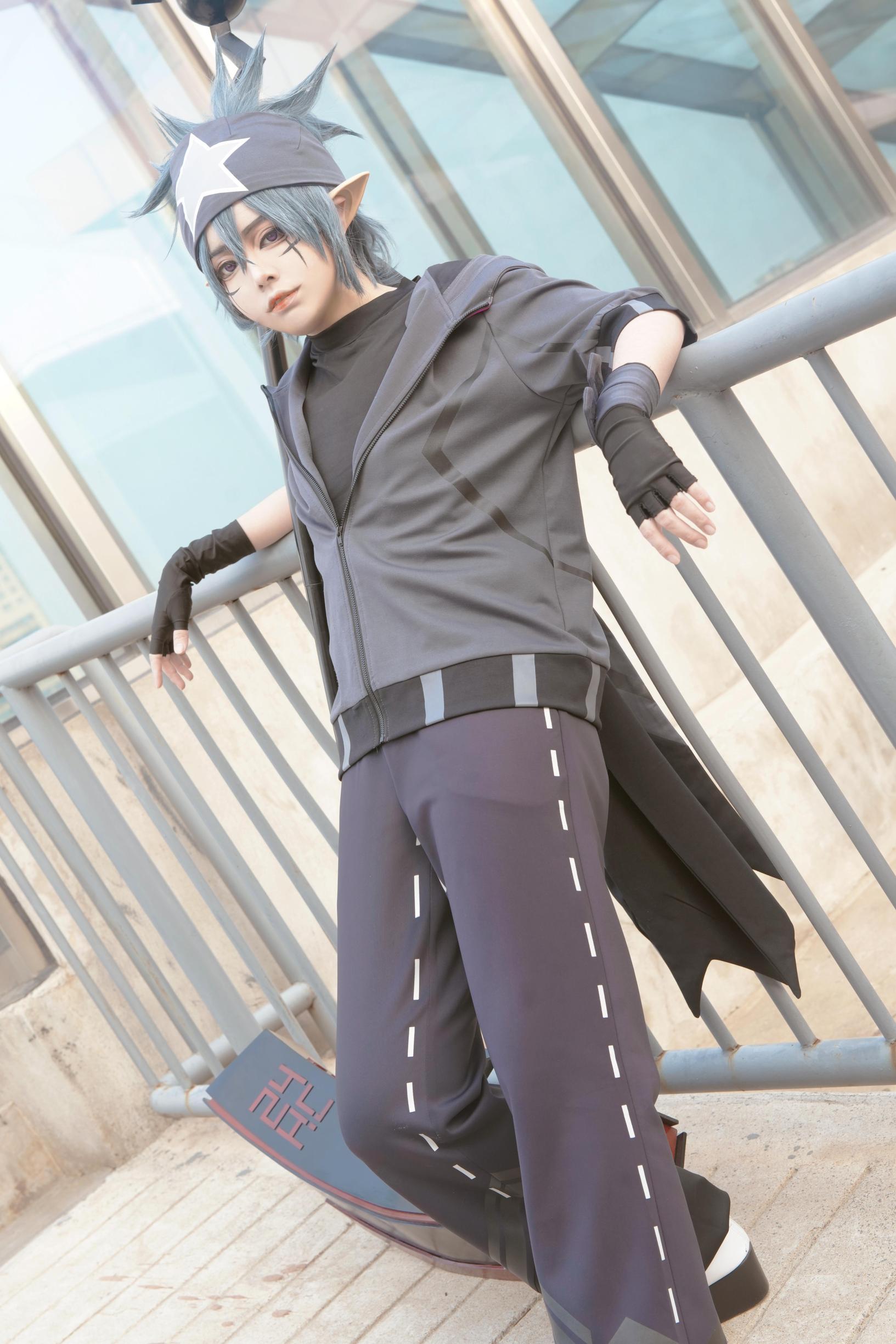 《凹凸世界》正片cosplay【CN:团子每天都要元气满满】-第13张