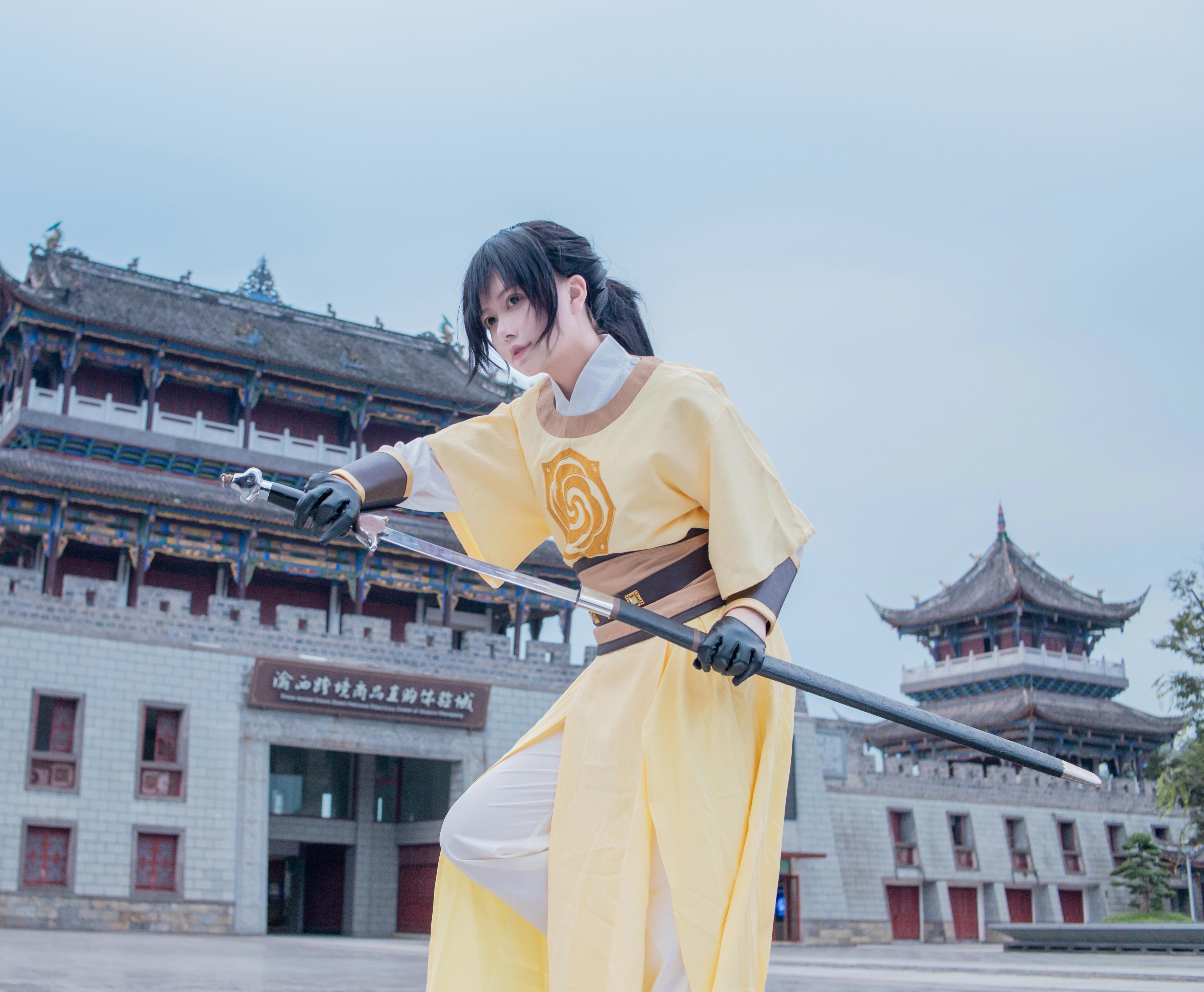 《魔道祖师》薛洋cosplay【CN:百里云溪】-第7张