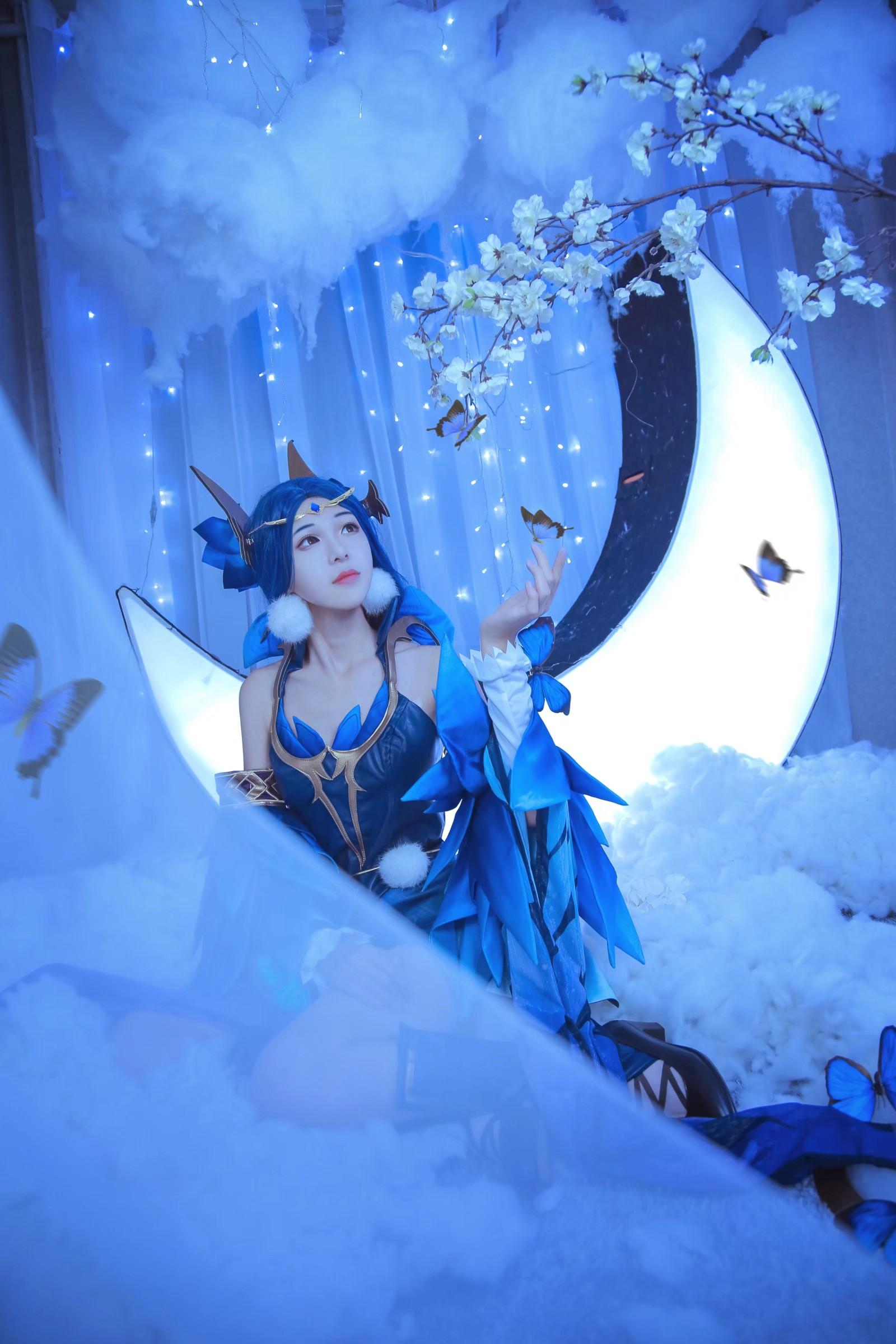 《王者荣耀》游戏cosplay【CN:-GRIS剑-】-第1张
