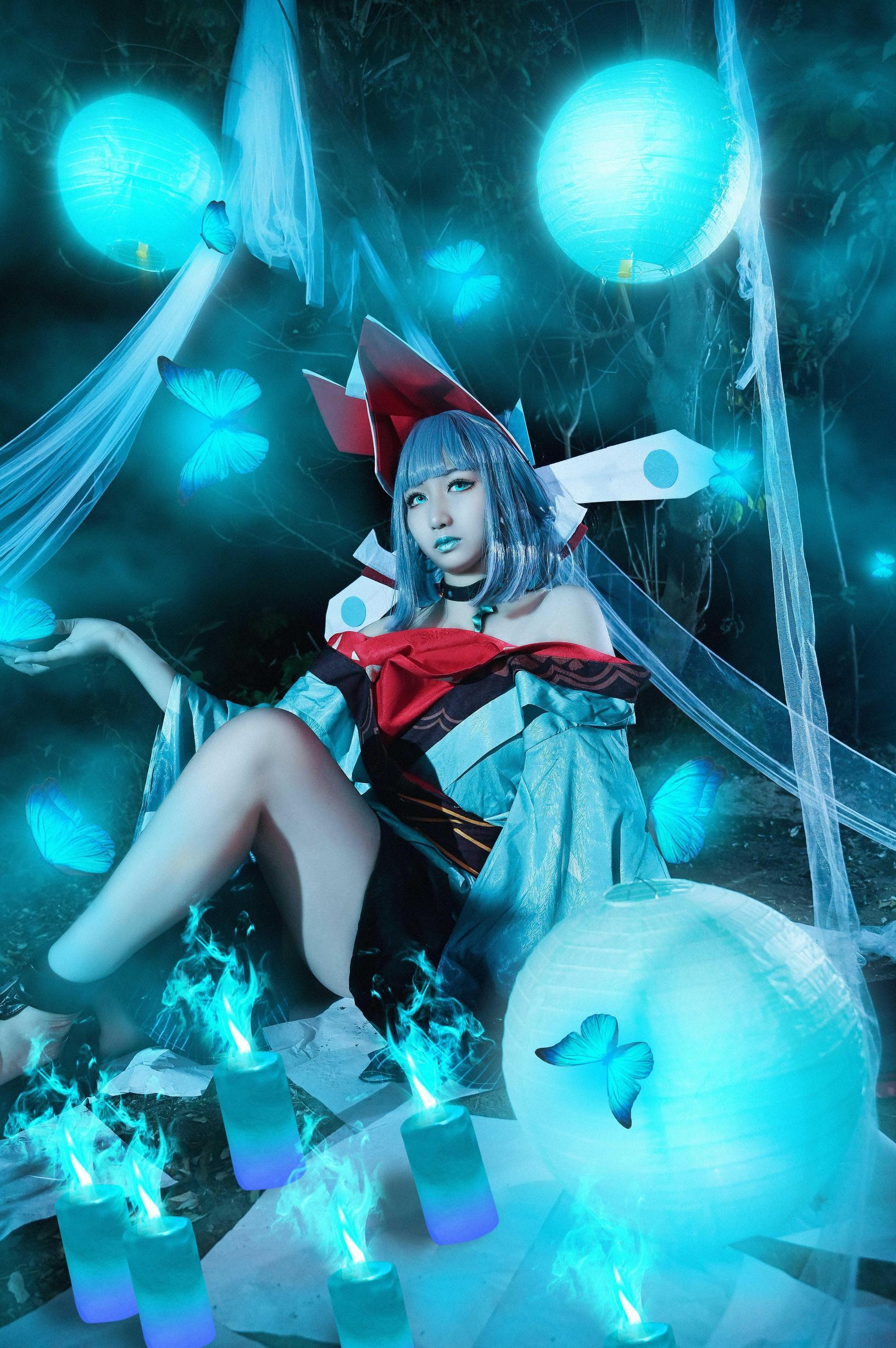 阴阳师cosplay【CN:小白哦】-第6张