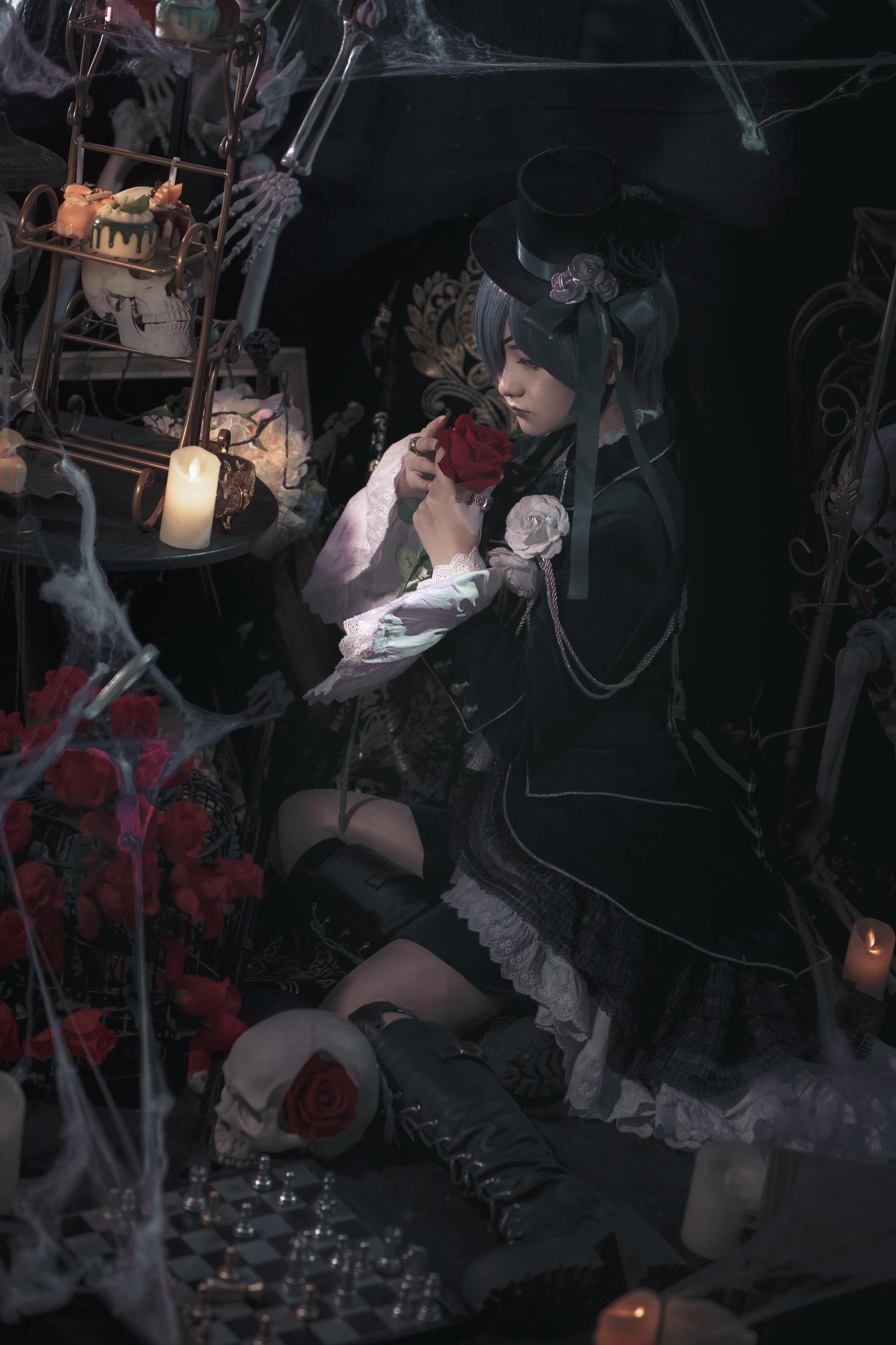 《黑执事》动漫cosplay【CN:X-君寻】-第10张