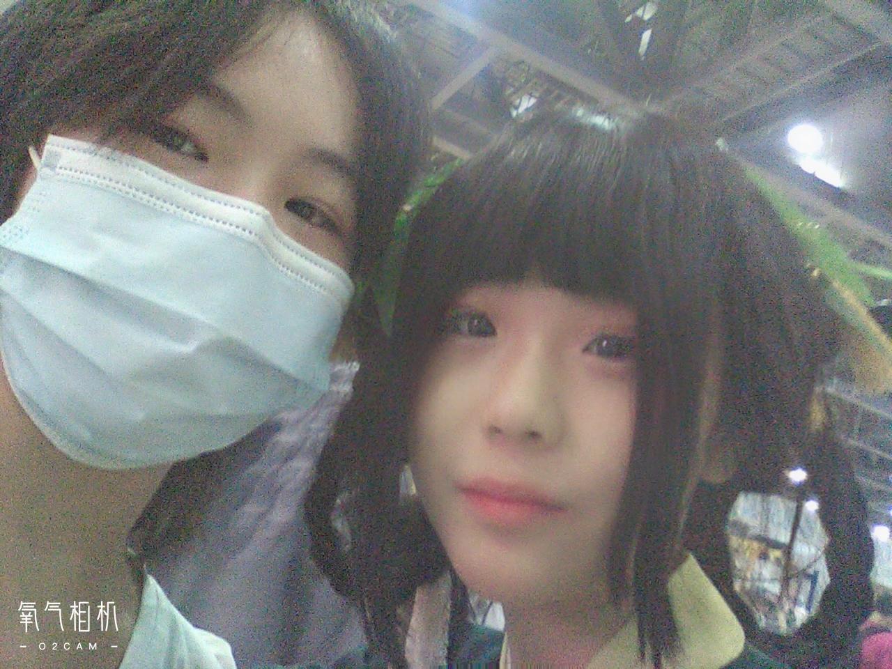 广州漫展cosplay【CN:羽九_kiki】-第28张