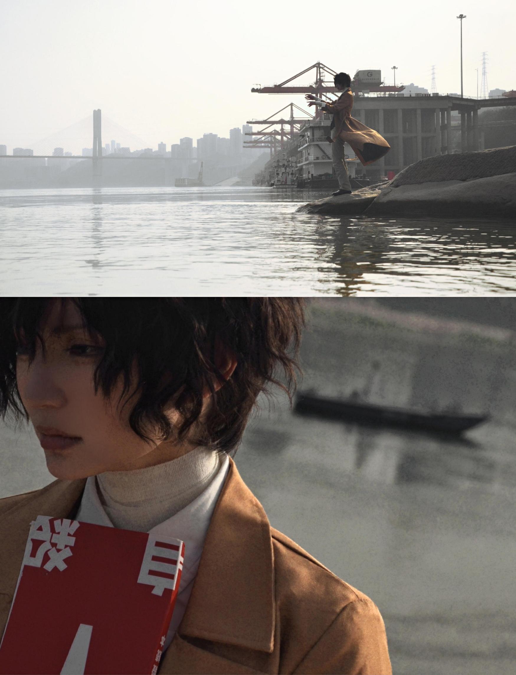《文豪野犬》正片cosplay【CN:以撒尼】-第3张