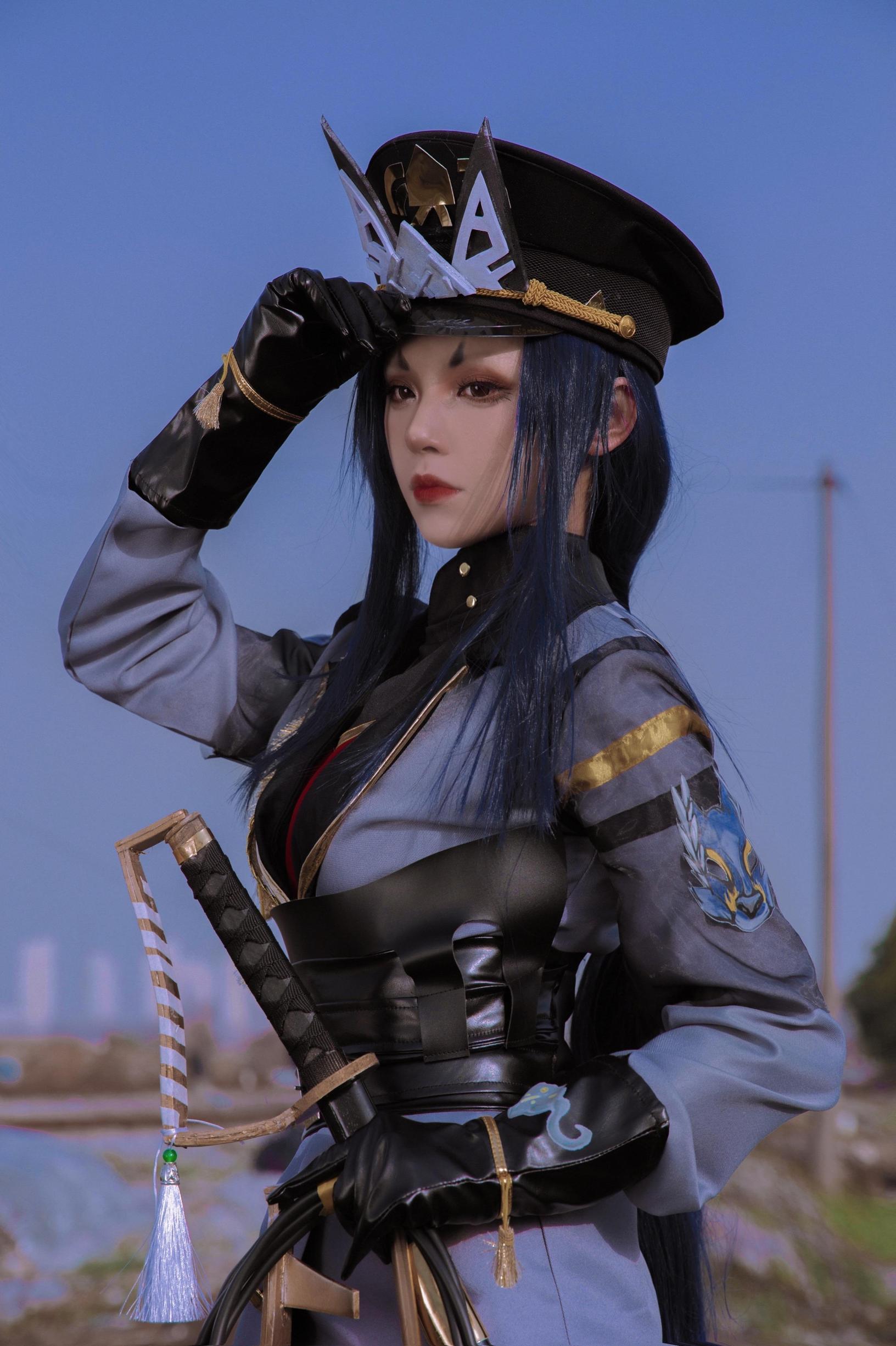 《明日方舟》正片cosplay【CN:十叁ii】-第3张