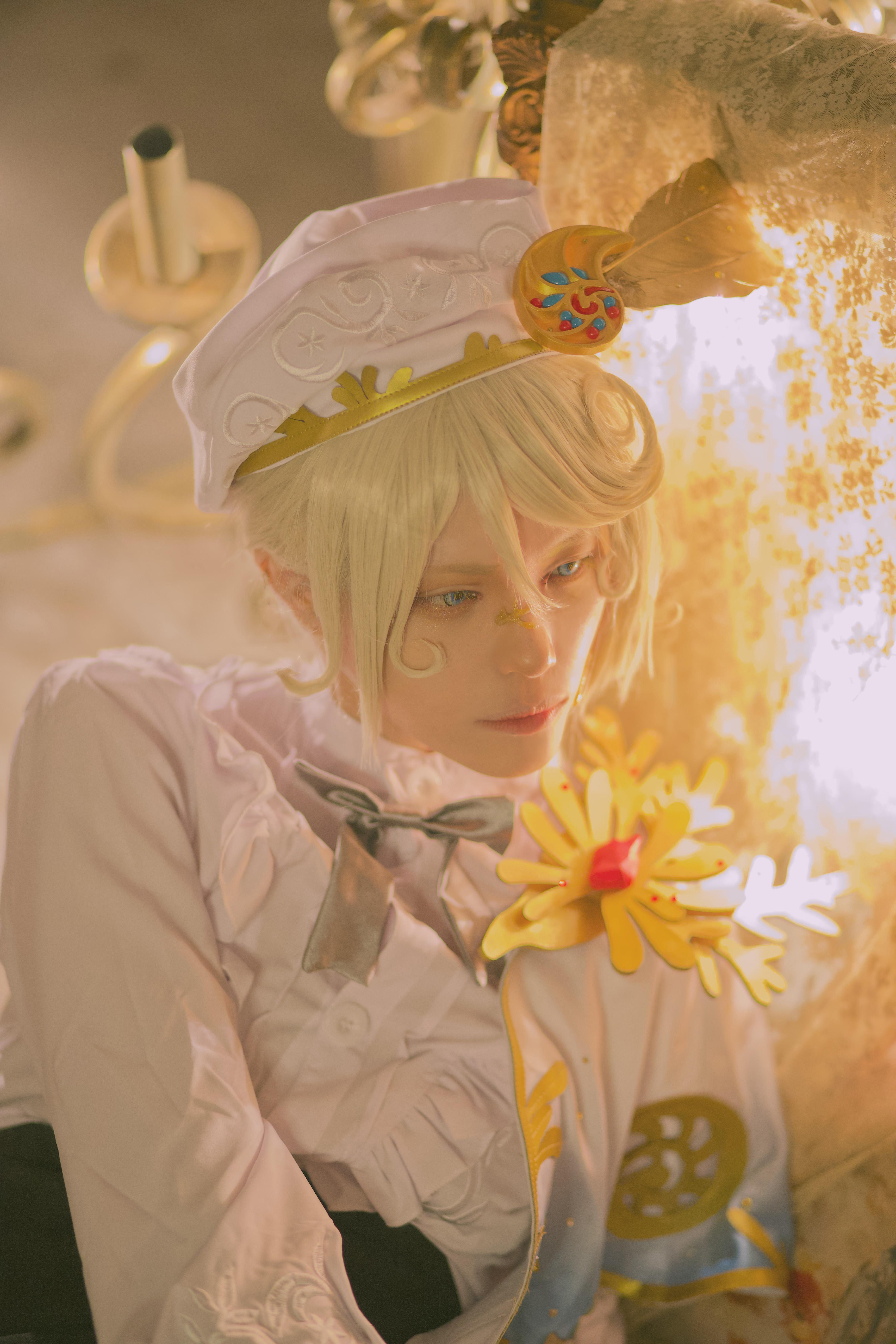 《第五人格》正片cosplay【CN:佑沩ryunta】-第5张