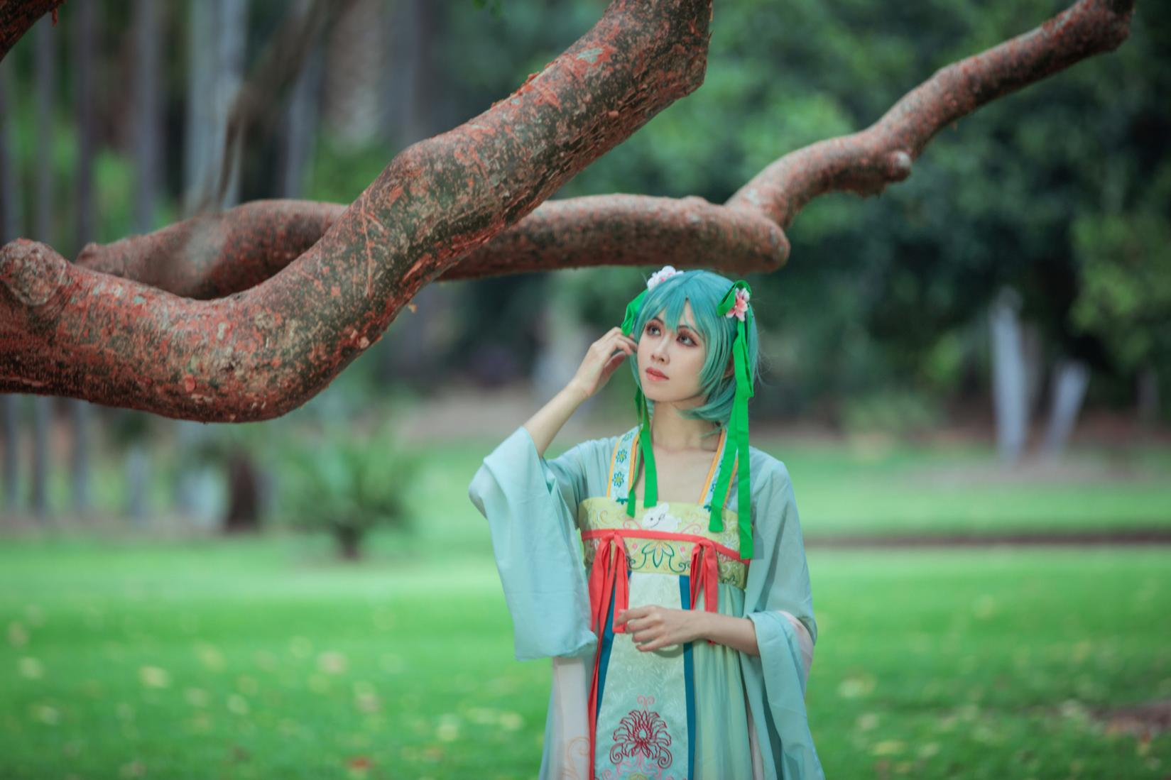 《王者荣耀》摄影cosplay【CN:Starry是佀苔礼】-第4张