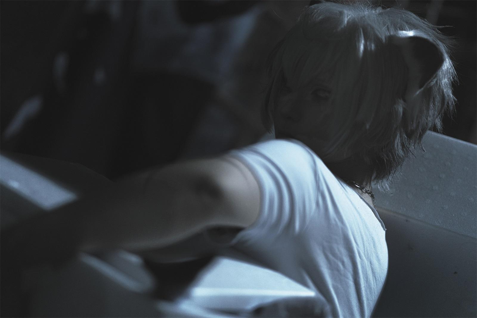 《明日方舟》正片cosplay【CN:鳅一刀】-第25张